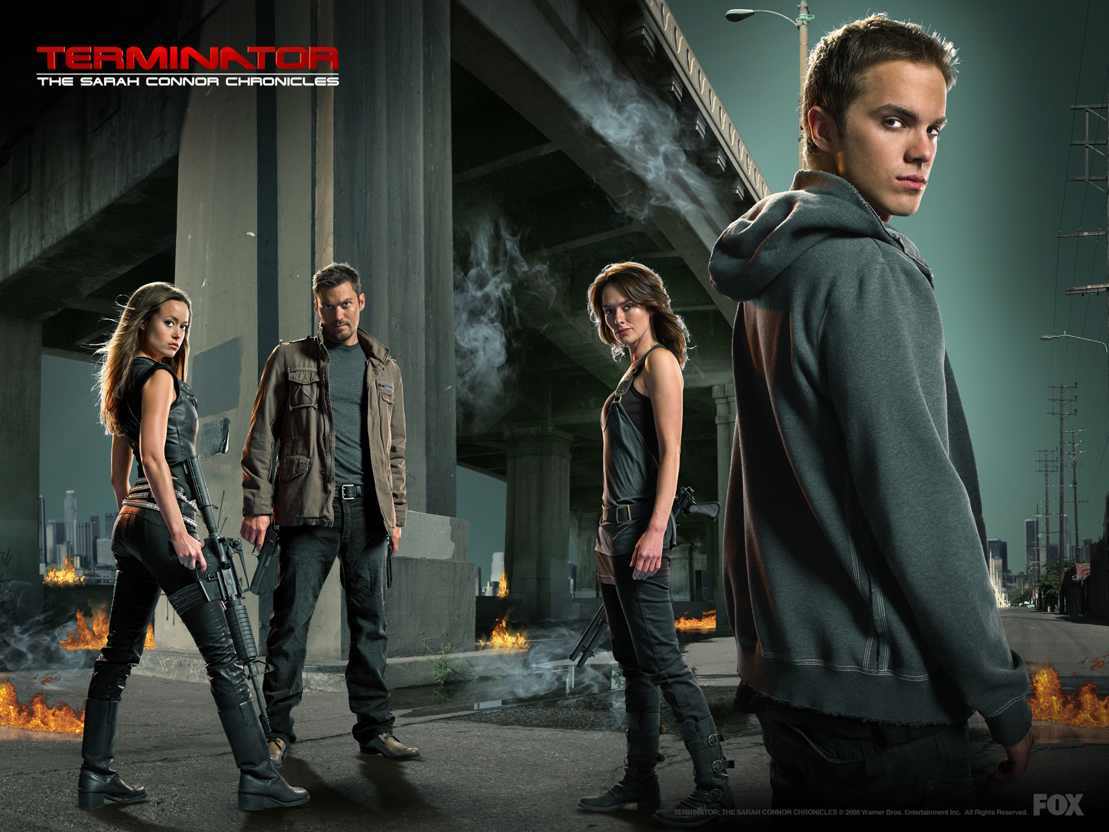 Terminator The Sarah Connor Chronicles Free Desktop