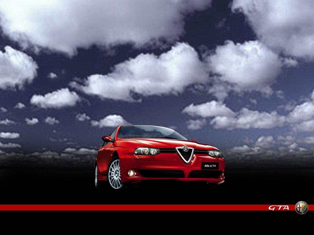 Alfa 156 Wallpapers