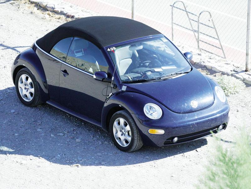 vw beetle. ae VW Beetle Cabrio 713 01