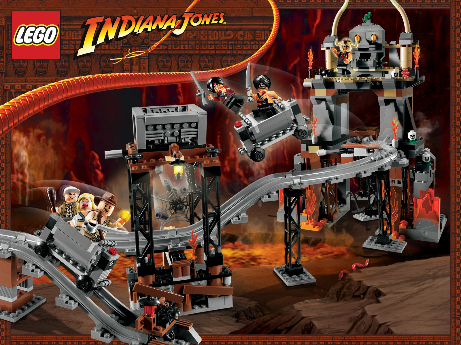 Lego Indiana Jones Pictures To Pin On Pinterest