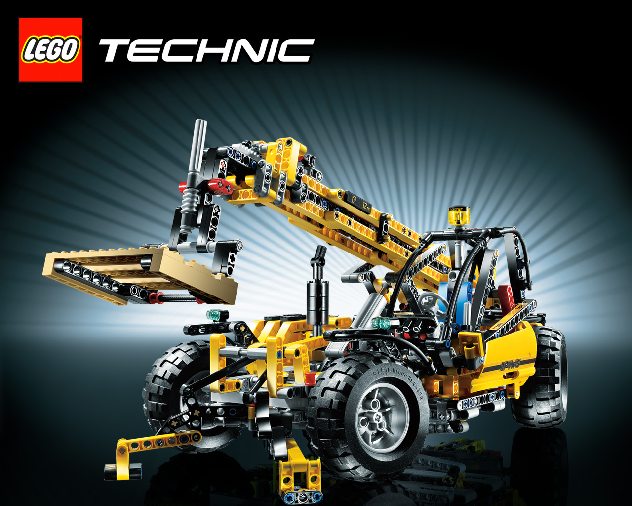 lego technic free desktop wallpapers for widescreen hd and mobile. Black Bedroom Furniture Sets. Home Design Ideas