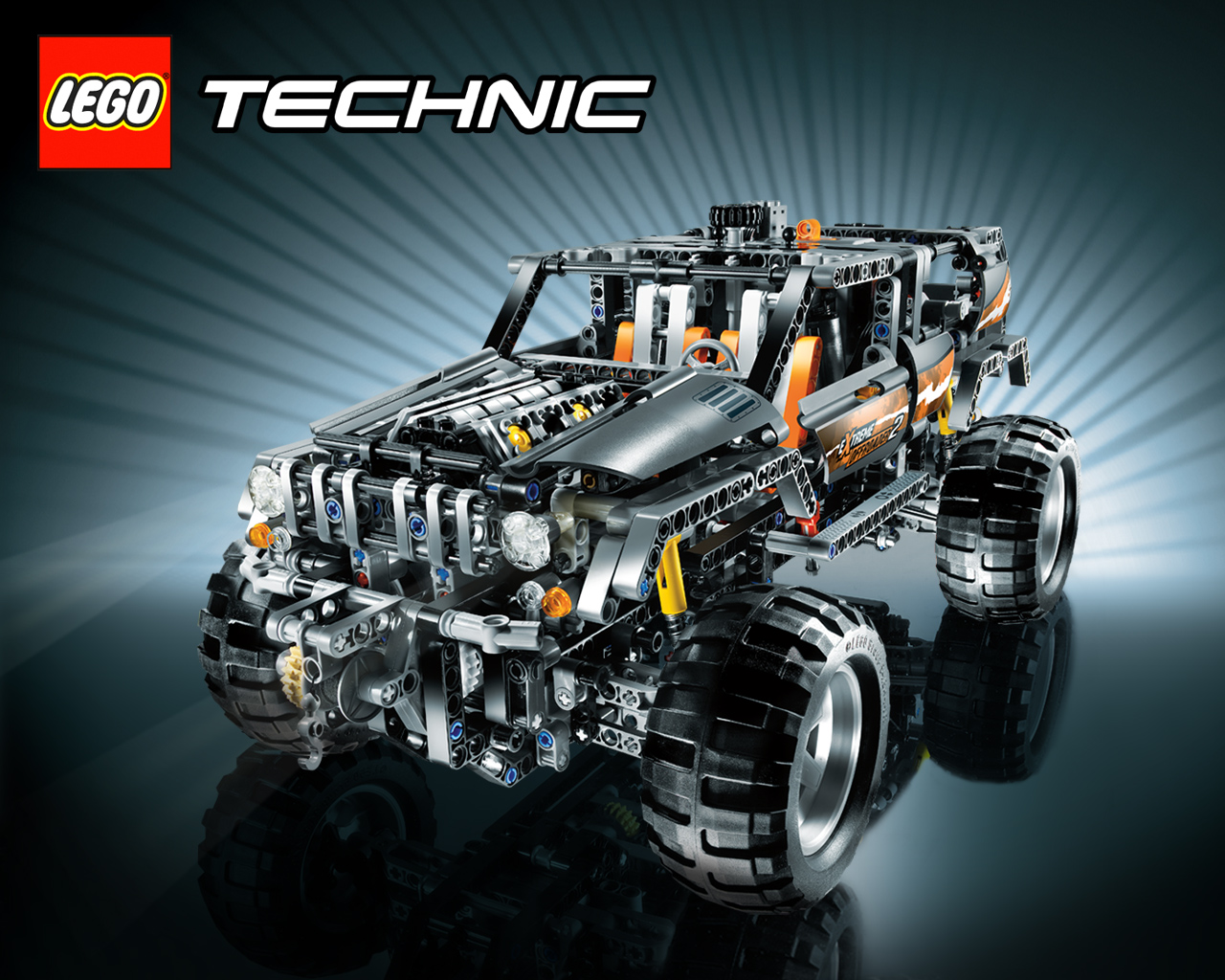 lego technic free desktop wallpapers for widescreen hd. Black Bedroom Furniture Sets. Home Design Ideas