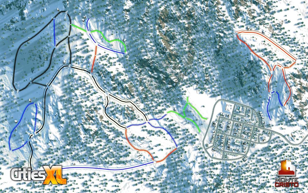 Cities XL - New york map cities xl
