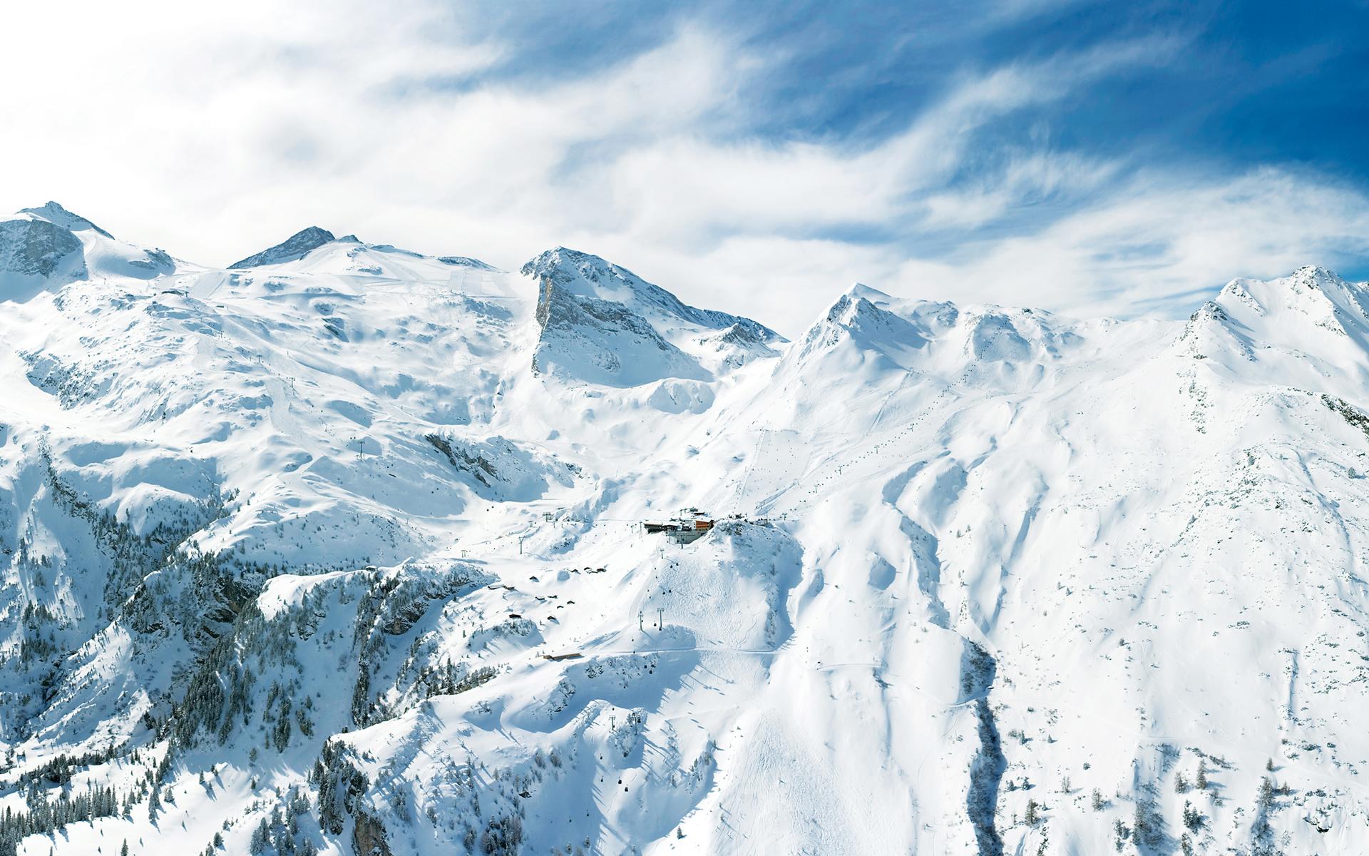 Winter Mountain wallpaper - 28609