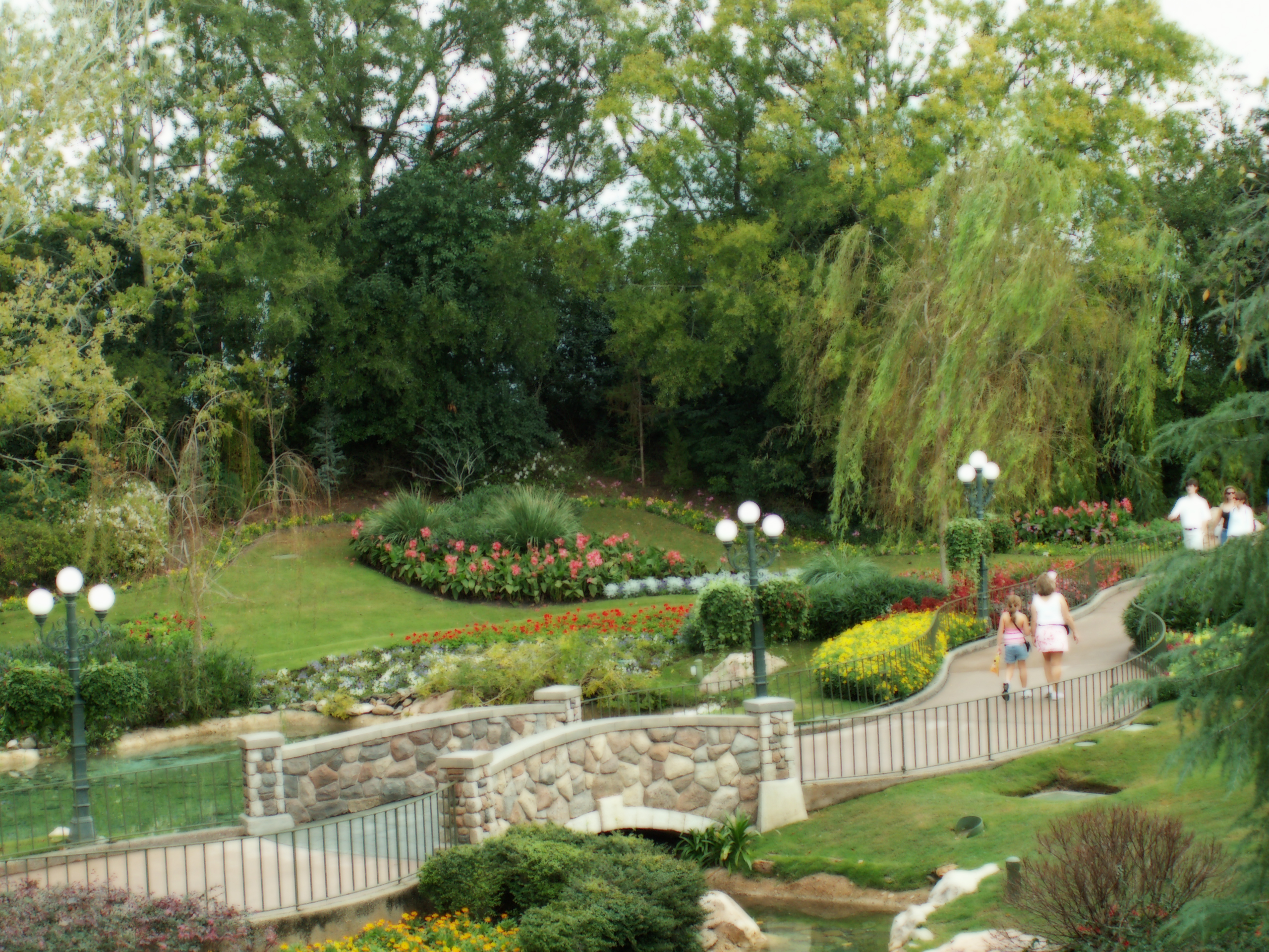 Garden for Casas rusticas con jardin