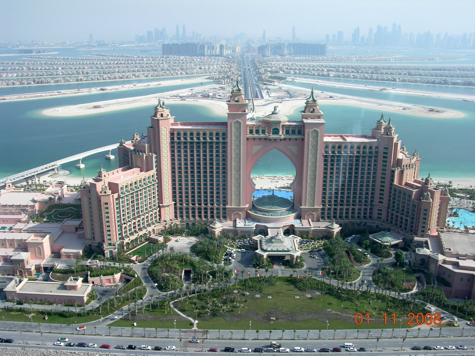 Dubai for The most beautiful hotel in dubai