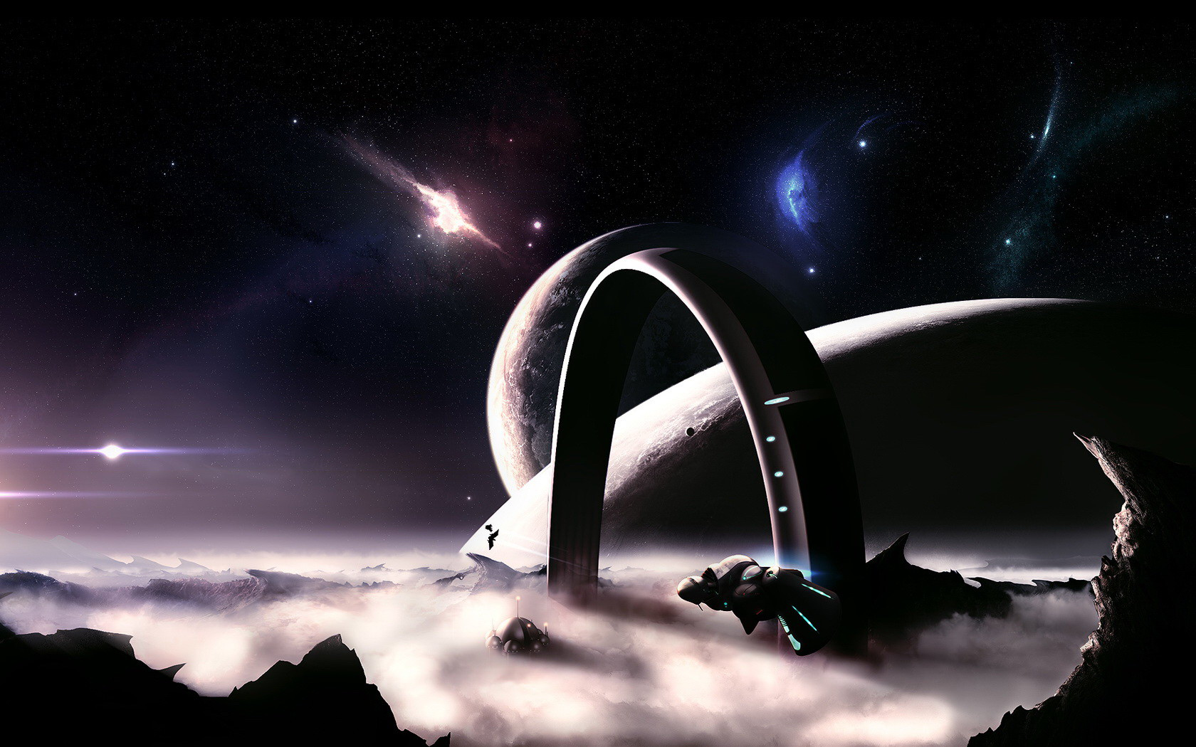 fantasy space wallpapers | cool hd wallpapers
