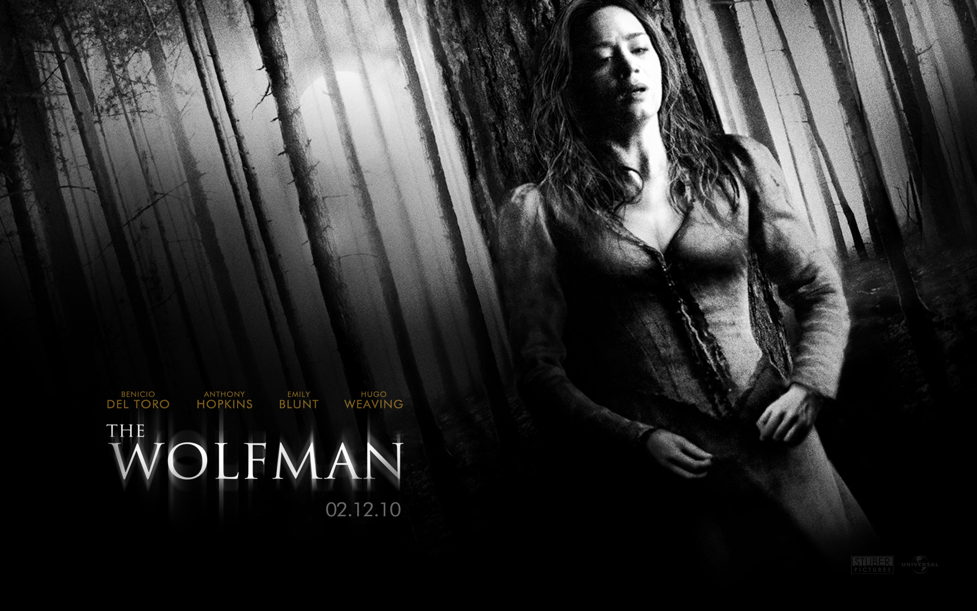 the wolfman | free desktop wallpapers for widescreen, hd and mobile
