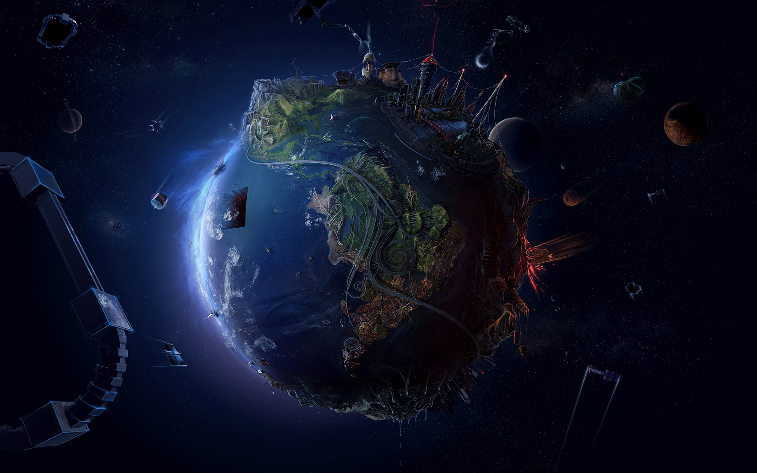 Video Game Wallpaper Border Planets Wallpaper Border Video