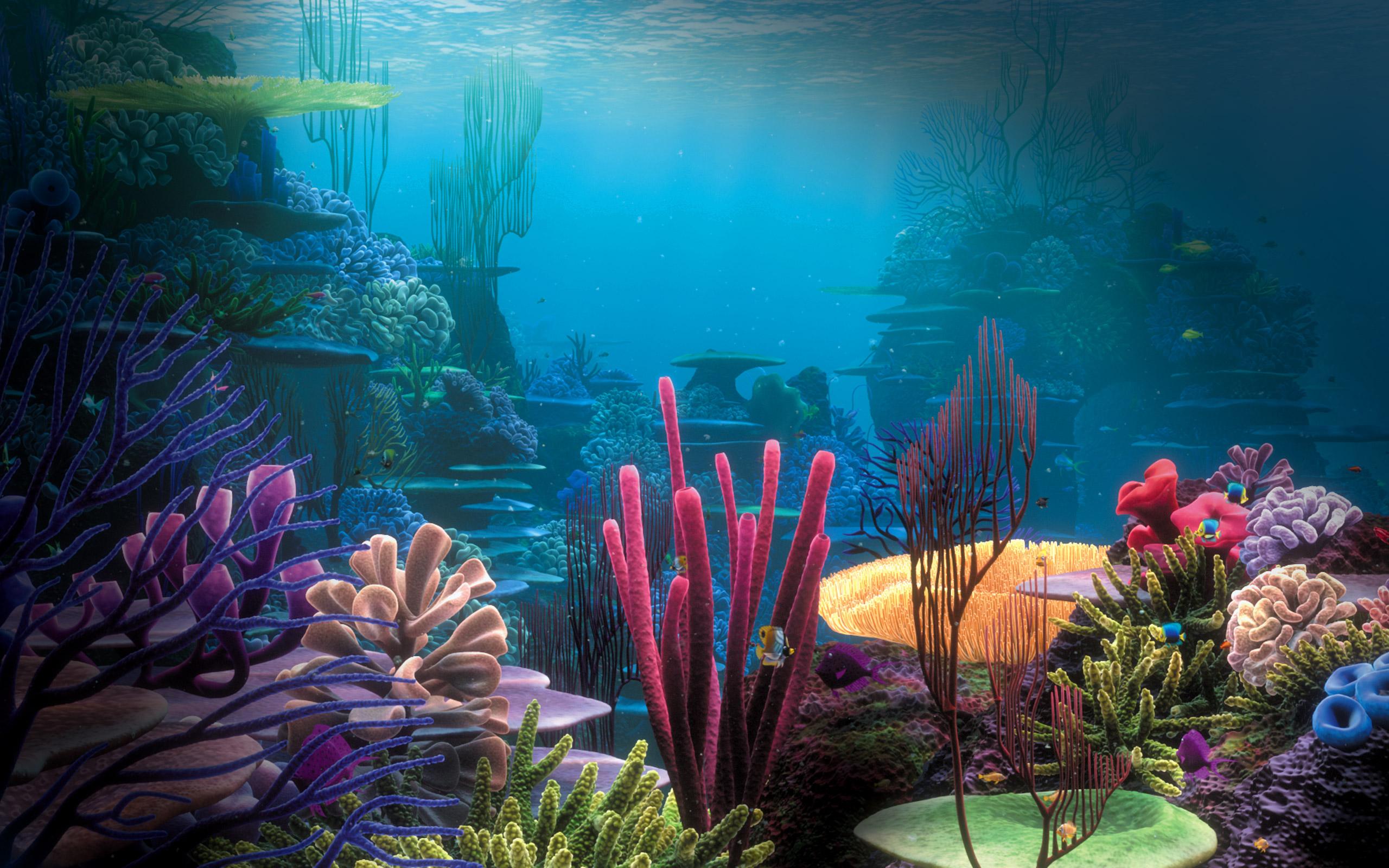 Amazoncom Color Me Mindful Underwater 9781501130878