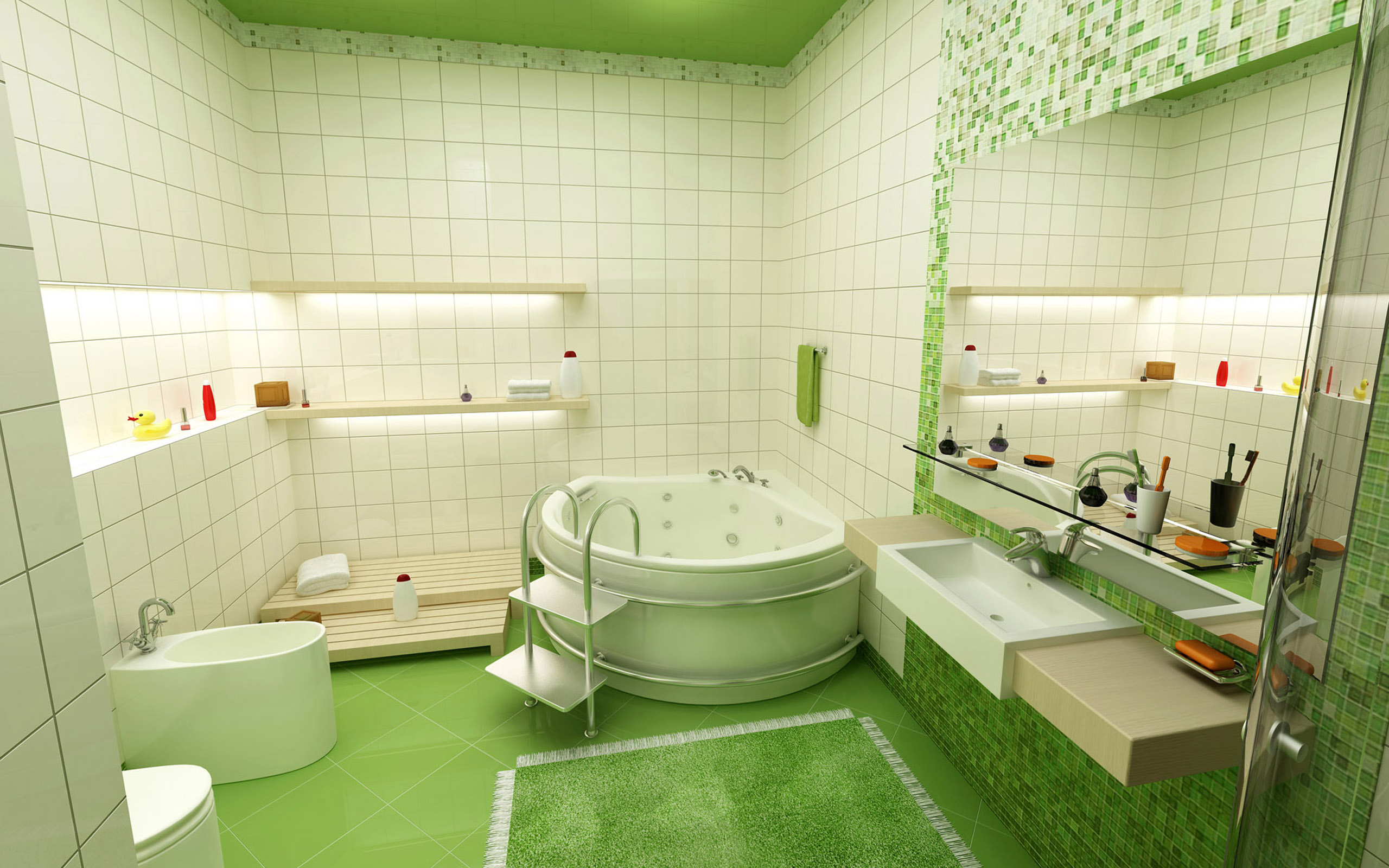 http://www.thewallpapers.org/photo/23563/green-bathroom.jpg