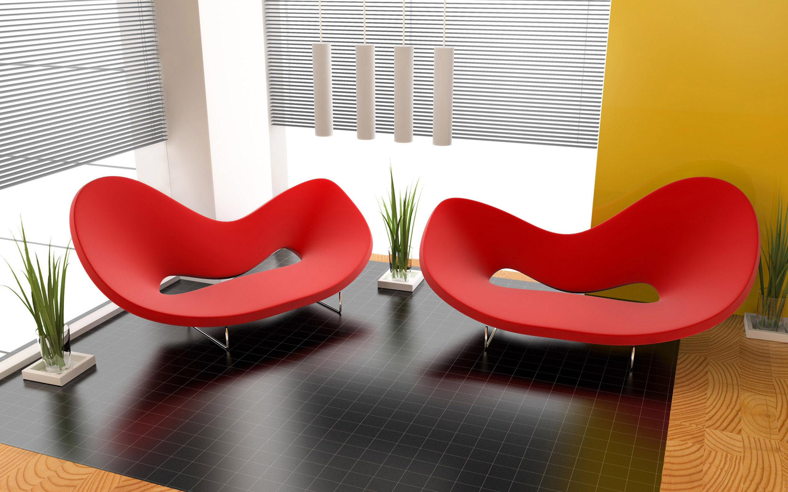 modern and beautiful chairs