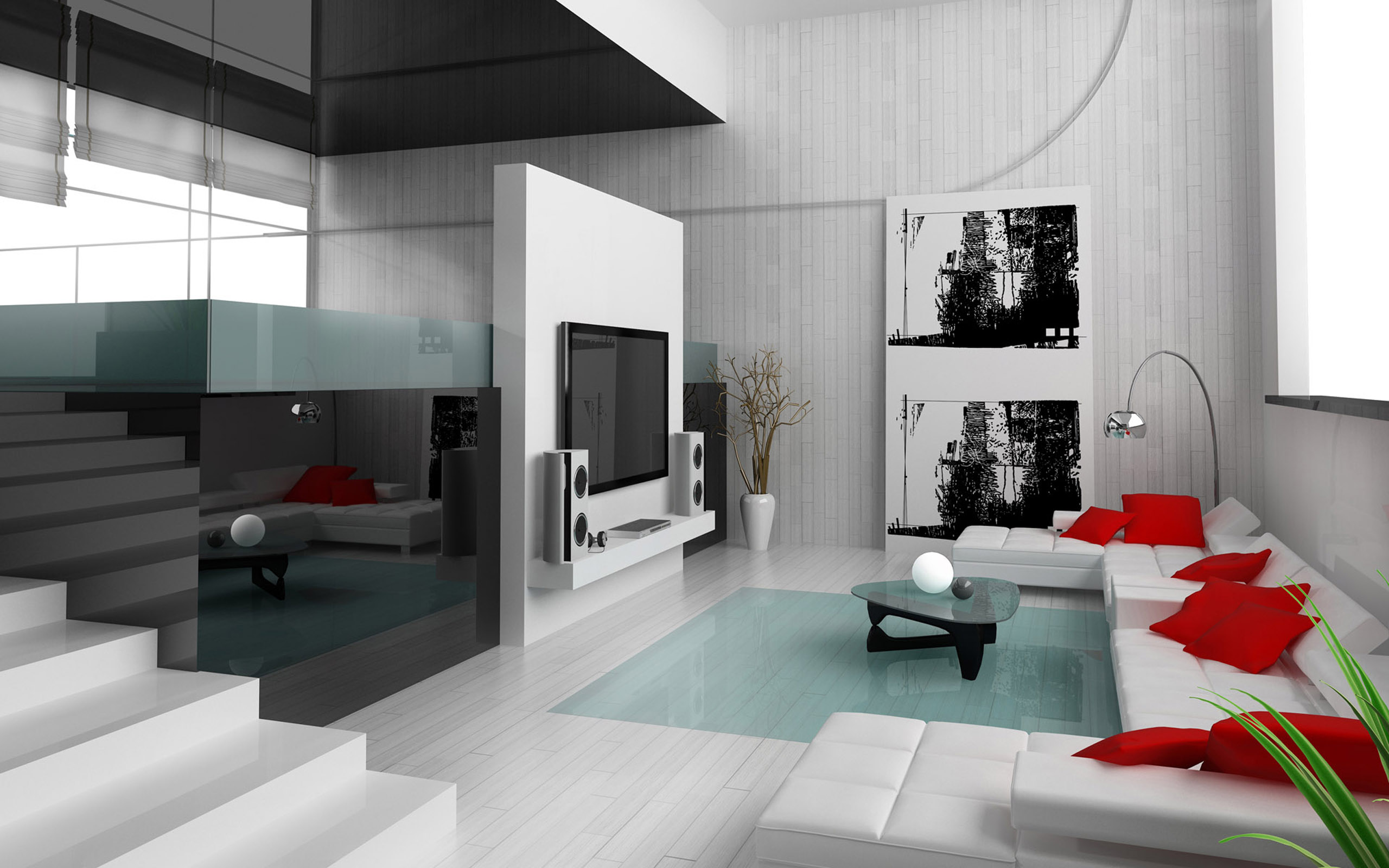 Luxury Japanase living room design title=