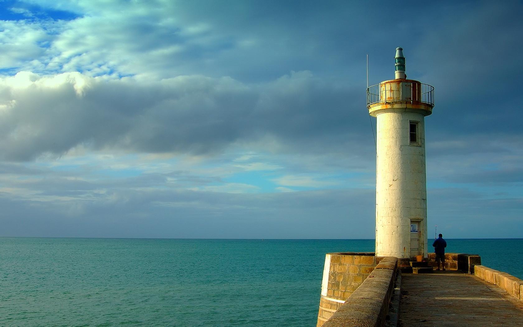 lighthouse wallpaper desktop - photo #33