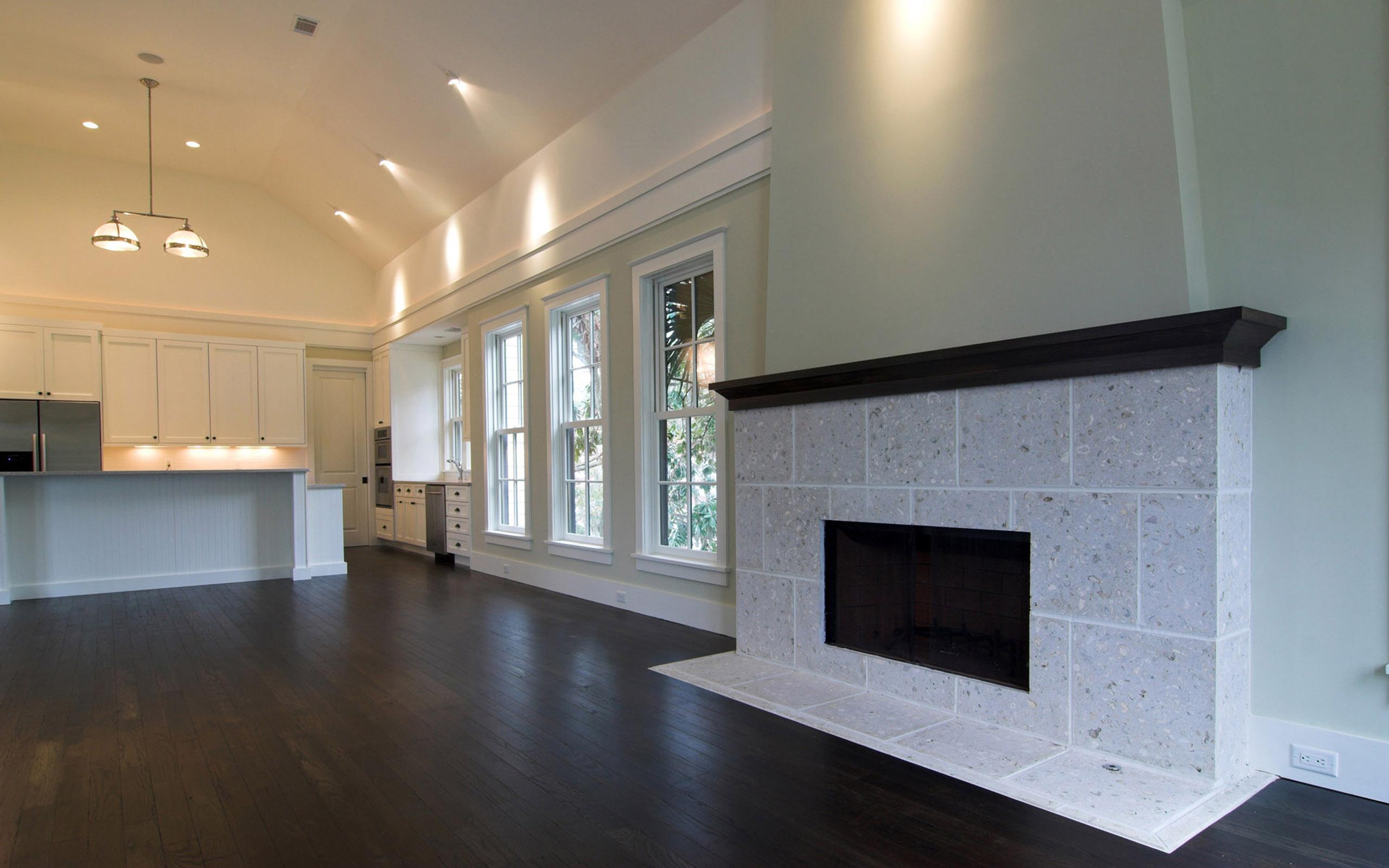 Empty Living Room | Free Desktop Wallpapers for Widescreen ...
