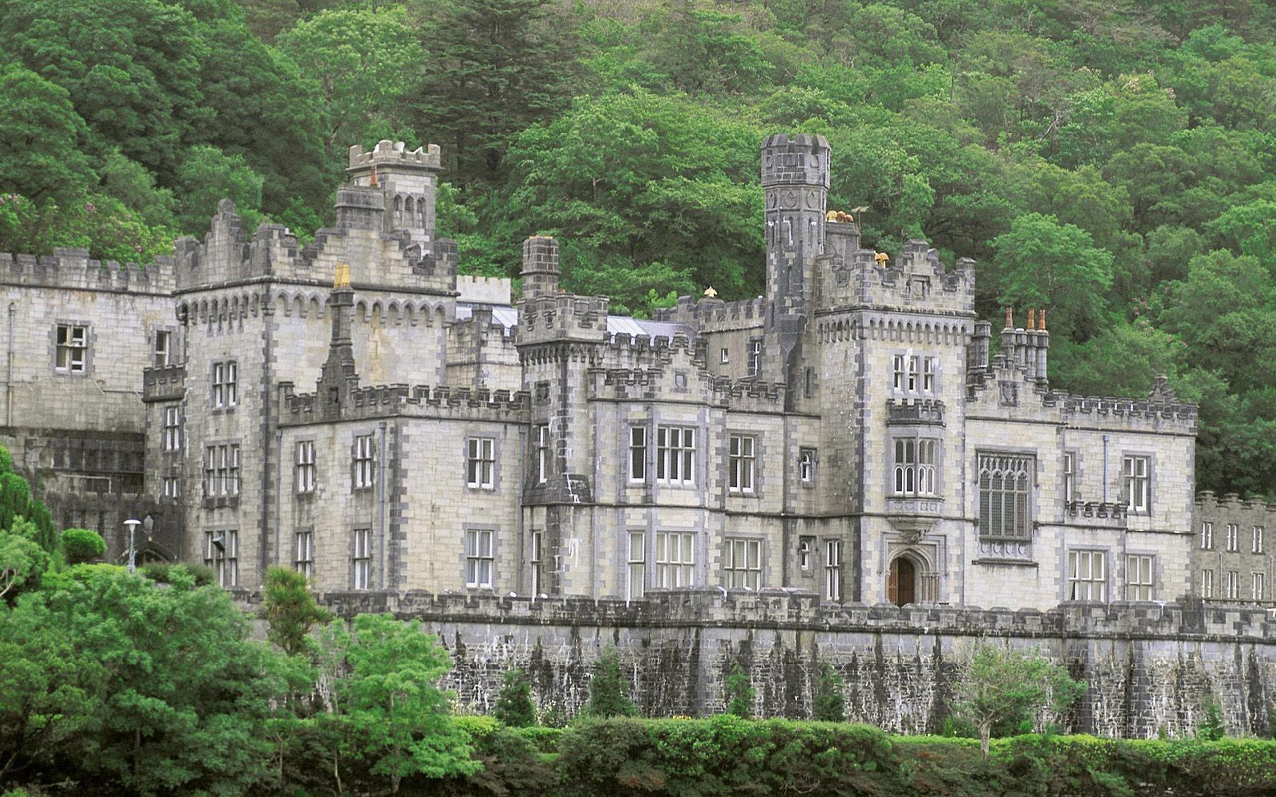 Castles for Landscape architect ireland