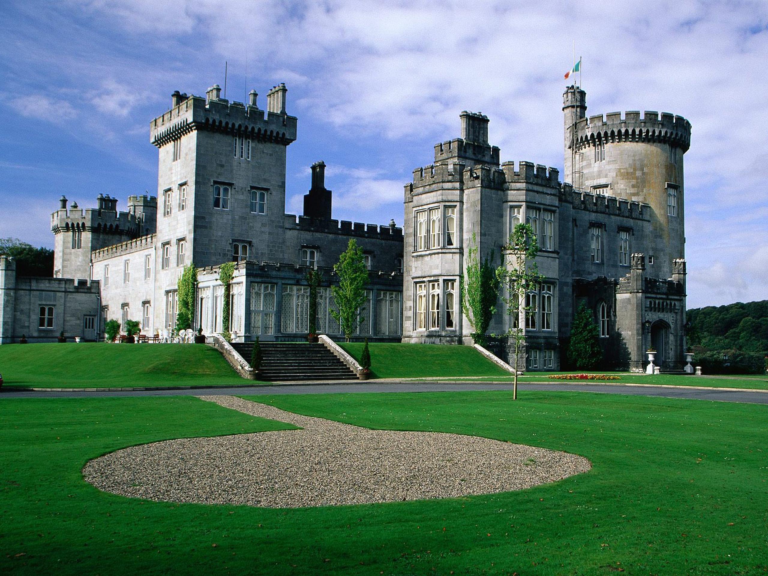 irish castles wallpaper Ireland Castle Wallpaper