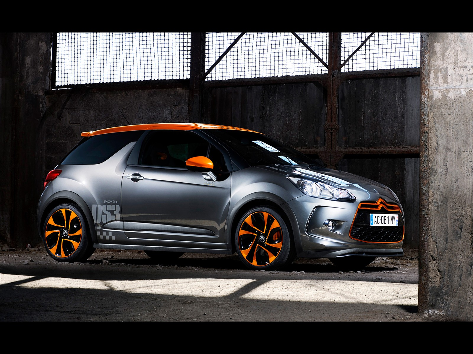 citroen ds3 racing free desktop wallpapers for widescreen hd and mobile. Black Bedroom Furniture Sets. Home Design Ideas
