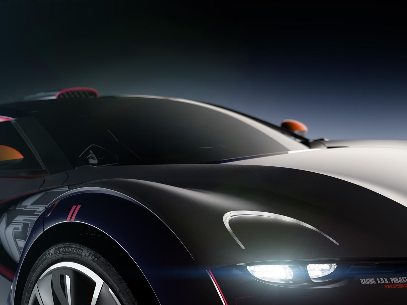 Exceptional Citroen Survolt   Concept 2010