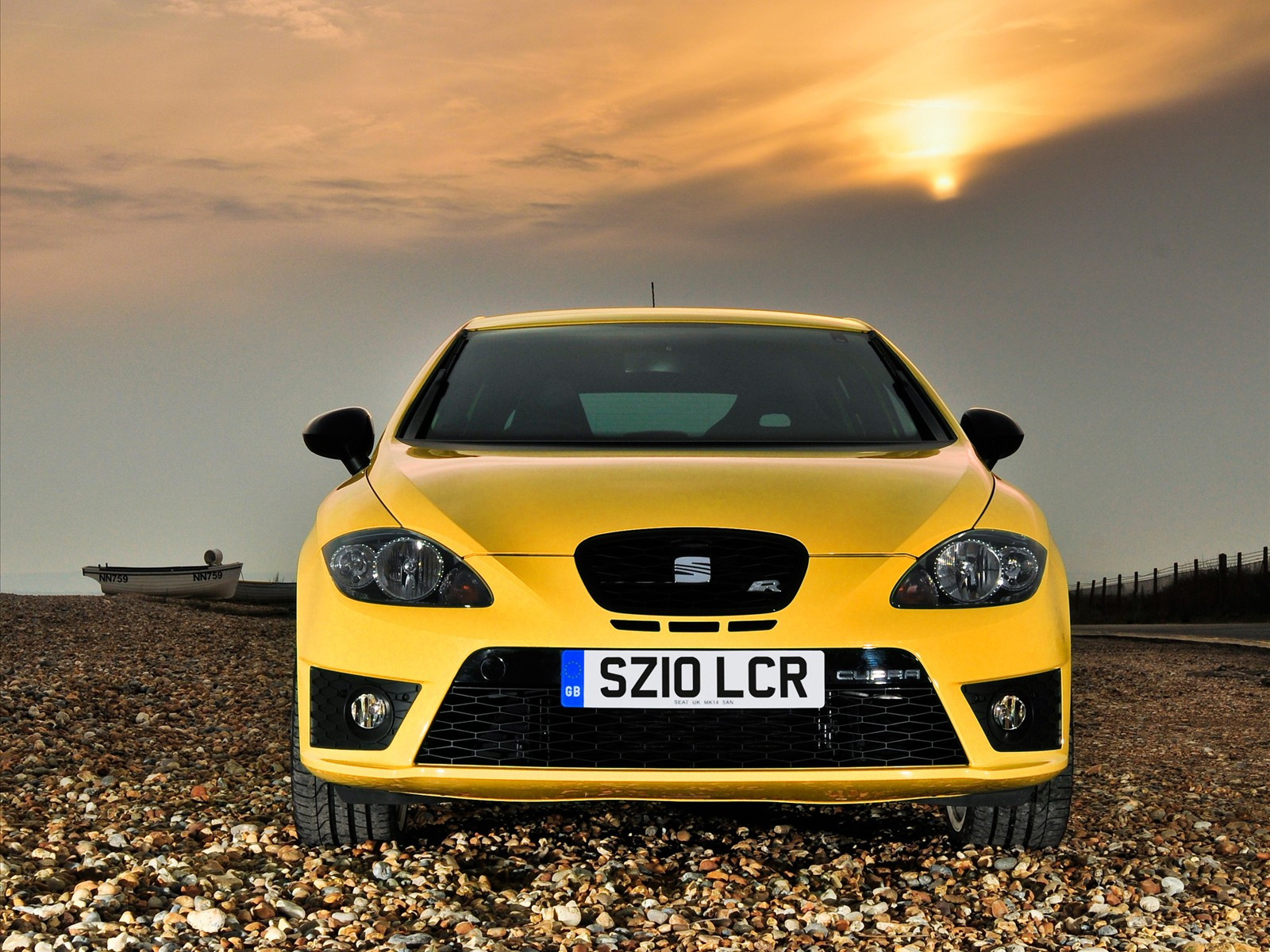 seat leon cupra r free desktop wallpapers for widescreen hd and mobile. Black Bedroom Furniture Sets. Home Design Ideas