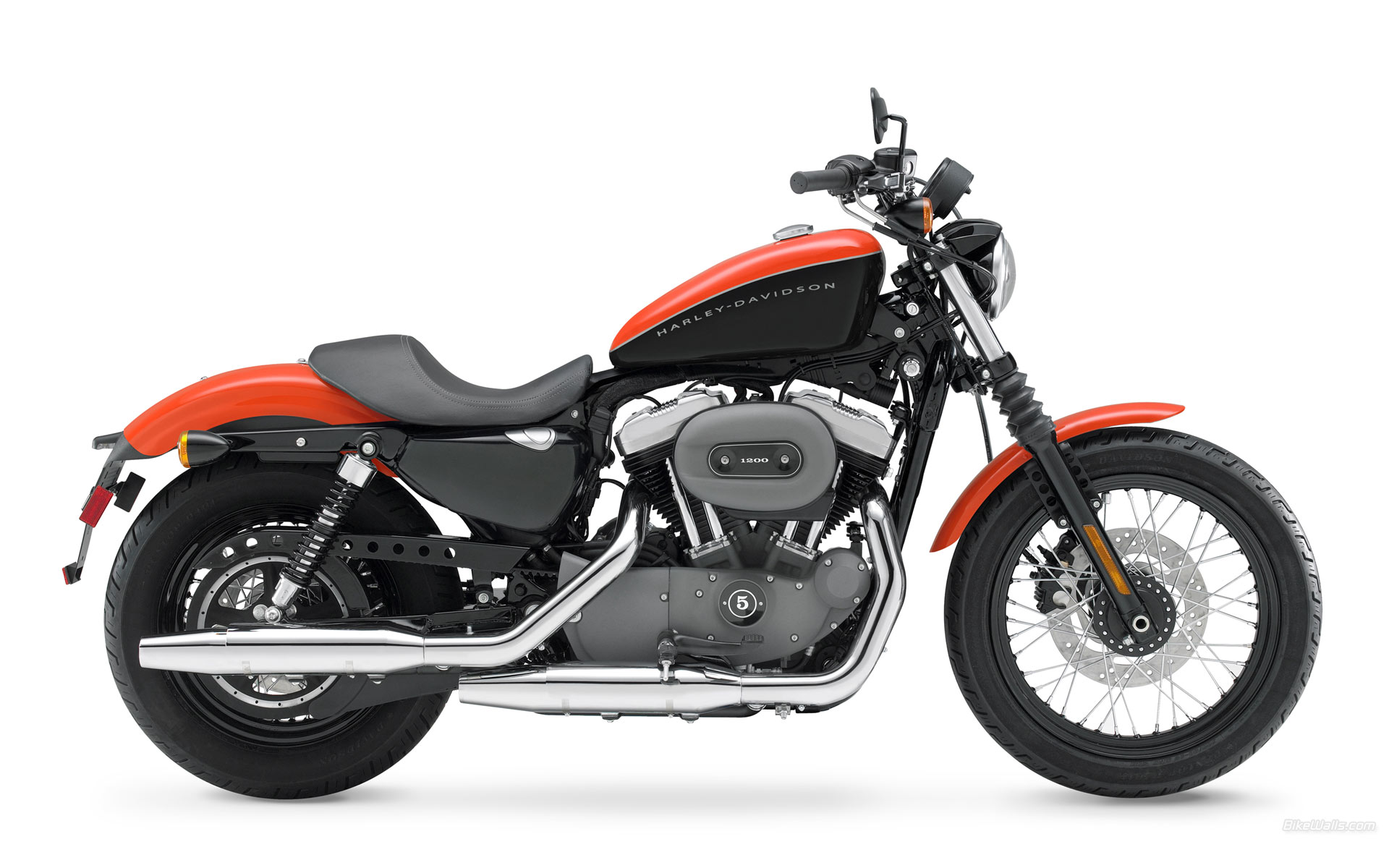 harley sportster 883 wallpaper 8636. Black Bedroom Furniture Sets. Home Design Ideas
