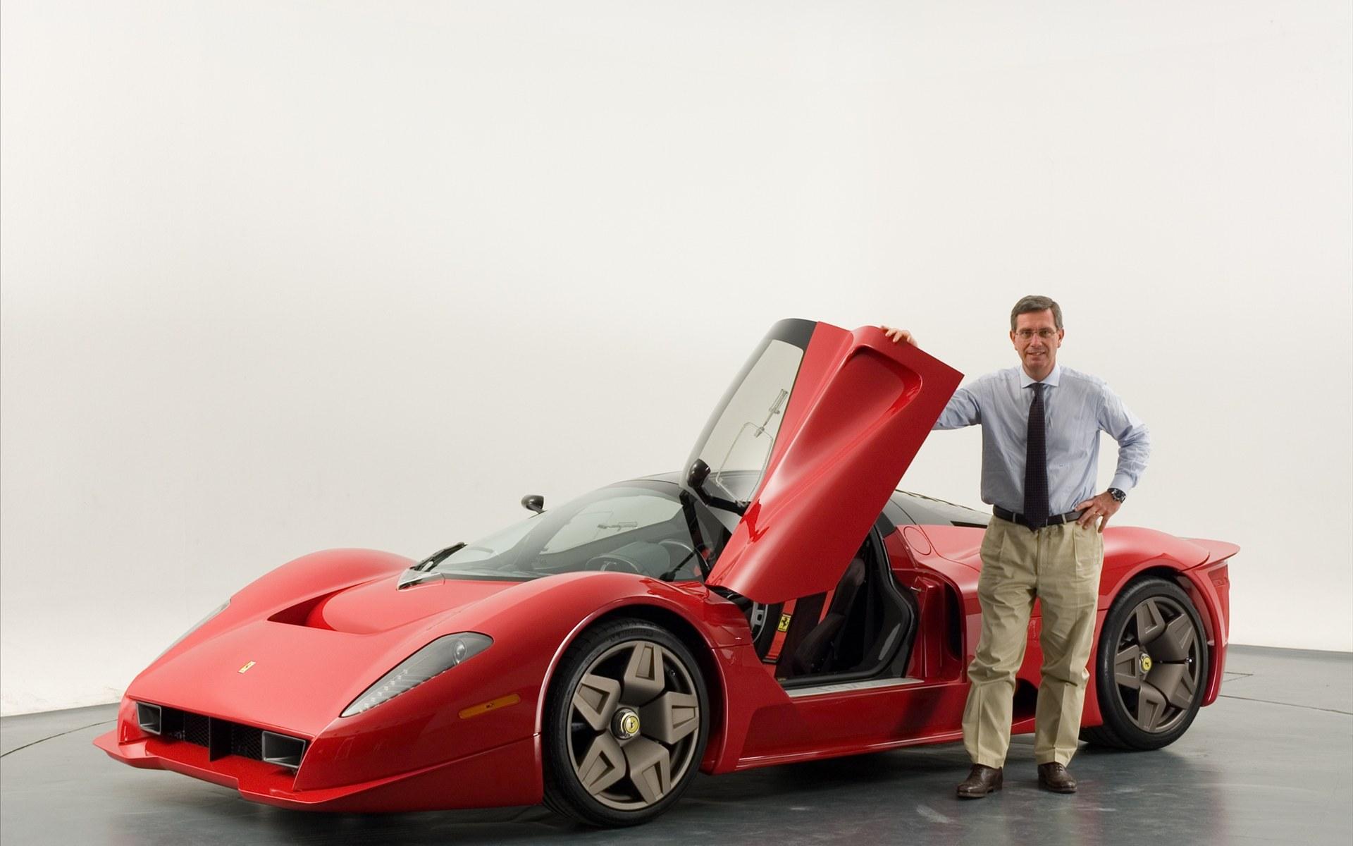Ferrari P4 Pininfarina