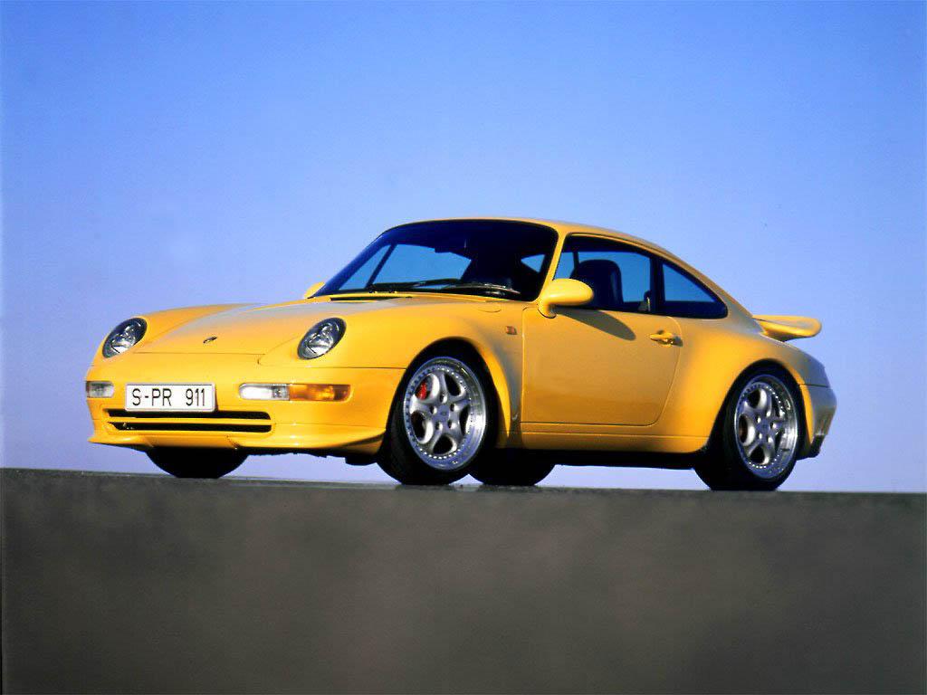 Porsche 993RS