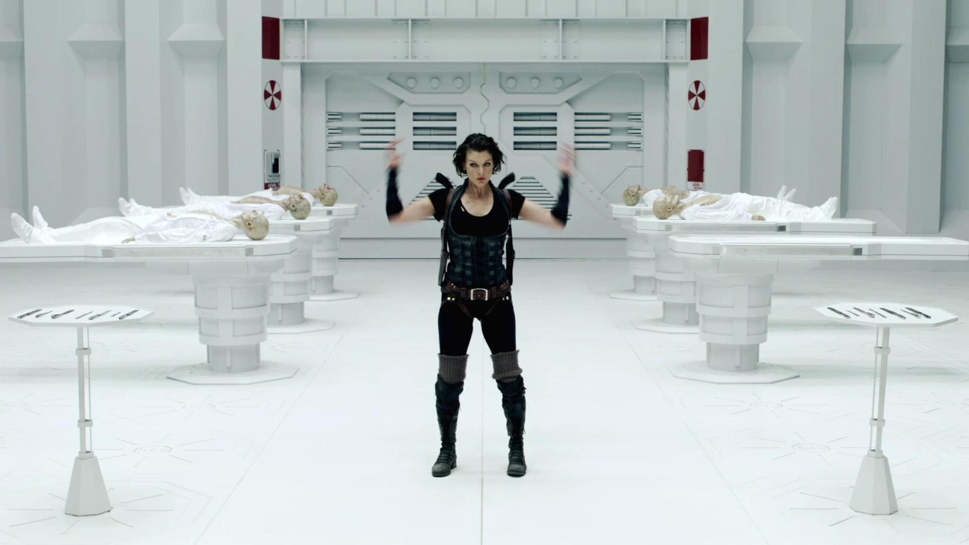Image result for Resident Evil: Afterlife