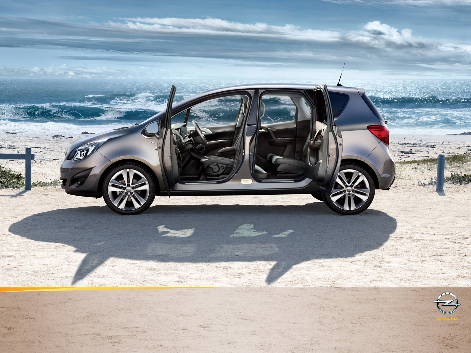 New opel meriva free desktop wallpapers for widescreen hd and wallpaper sciox Image collections