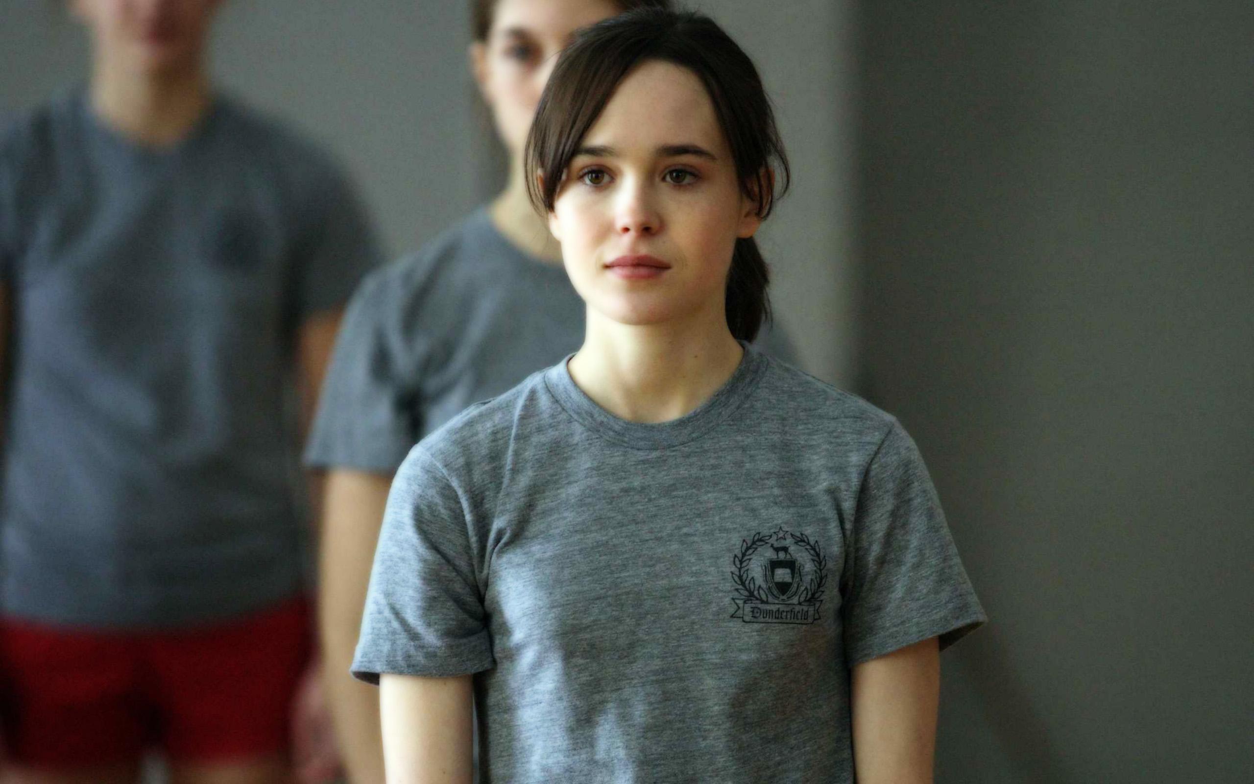 Ellen Page Ellen Page