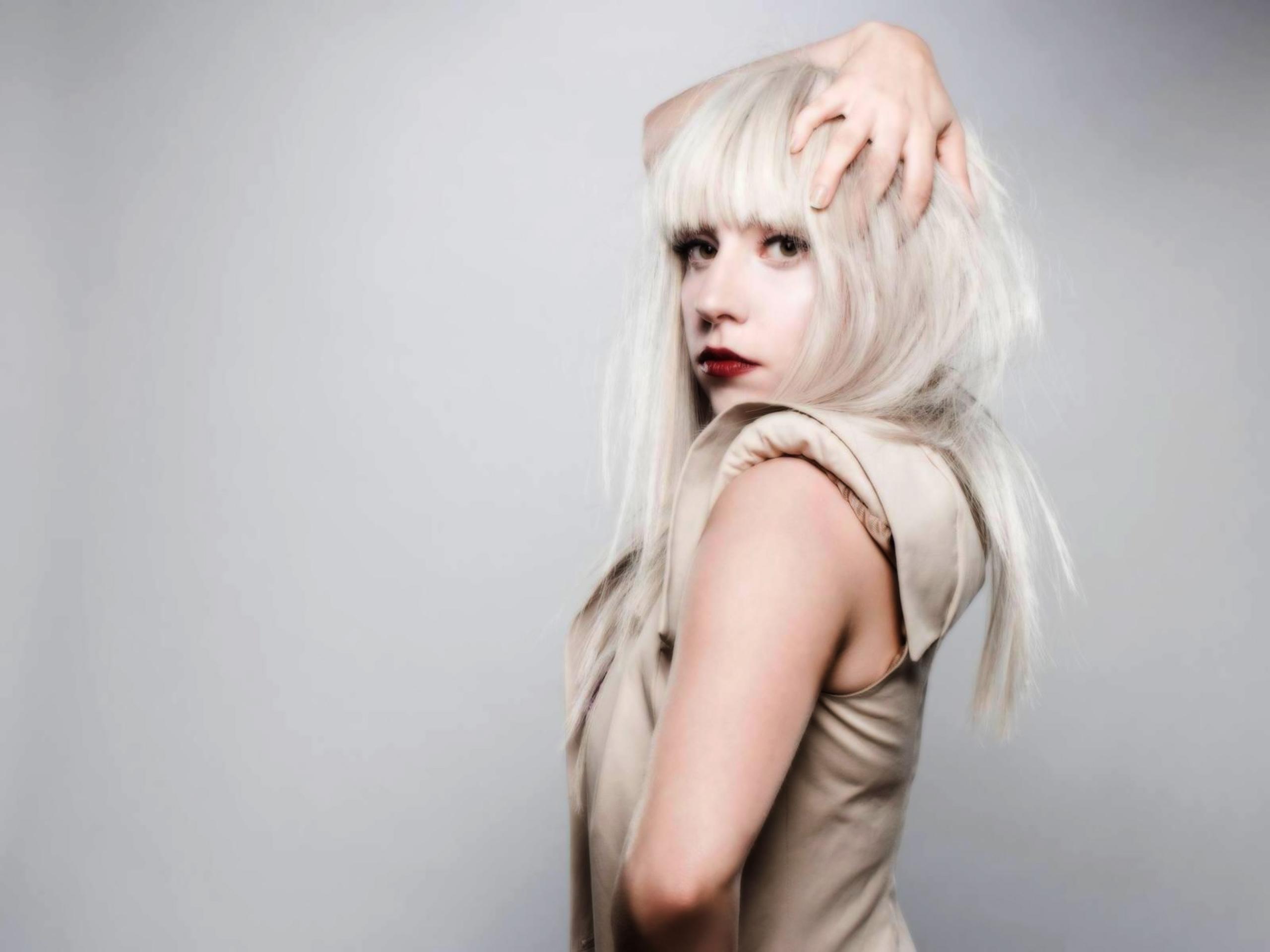 Lady Gaga lady