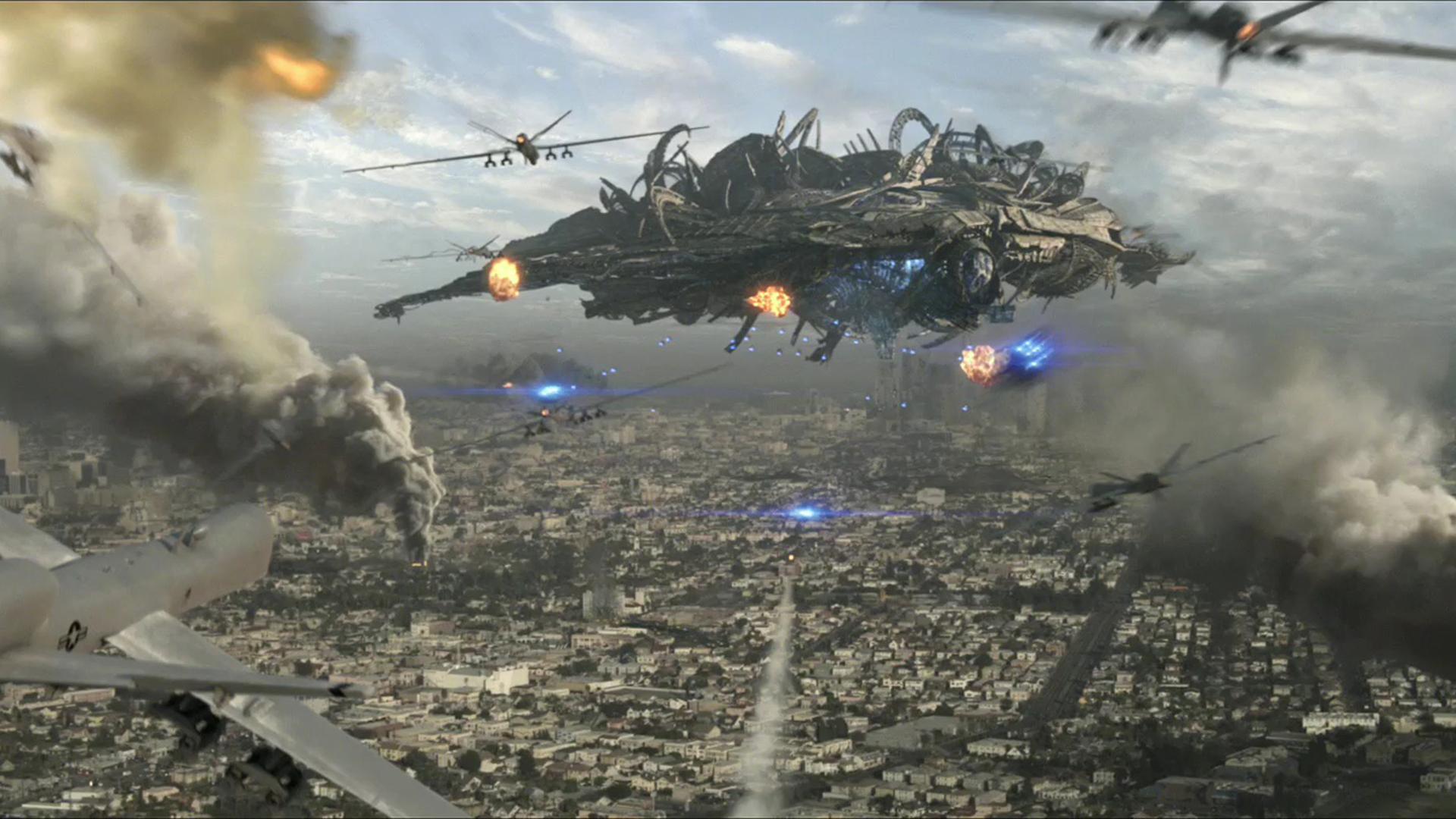 Скайлайн / Skyline (2010) BDRip 720p