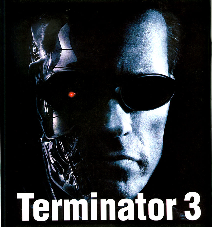 arnold schwarzenegger terminator 3 body. Terminator 3: Rise of the