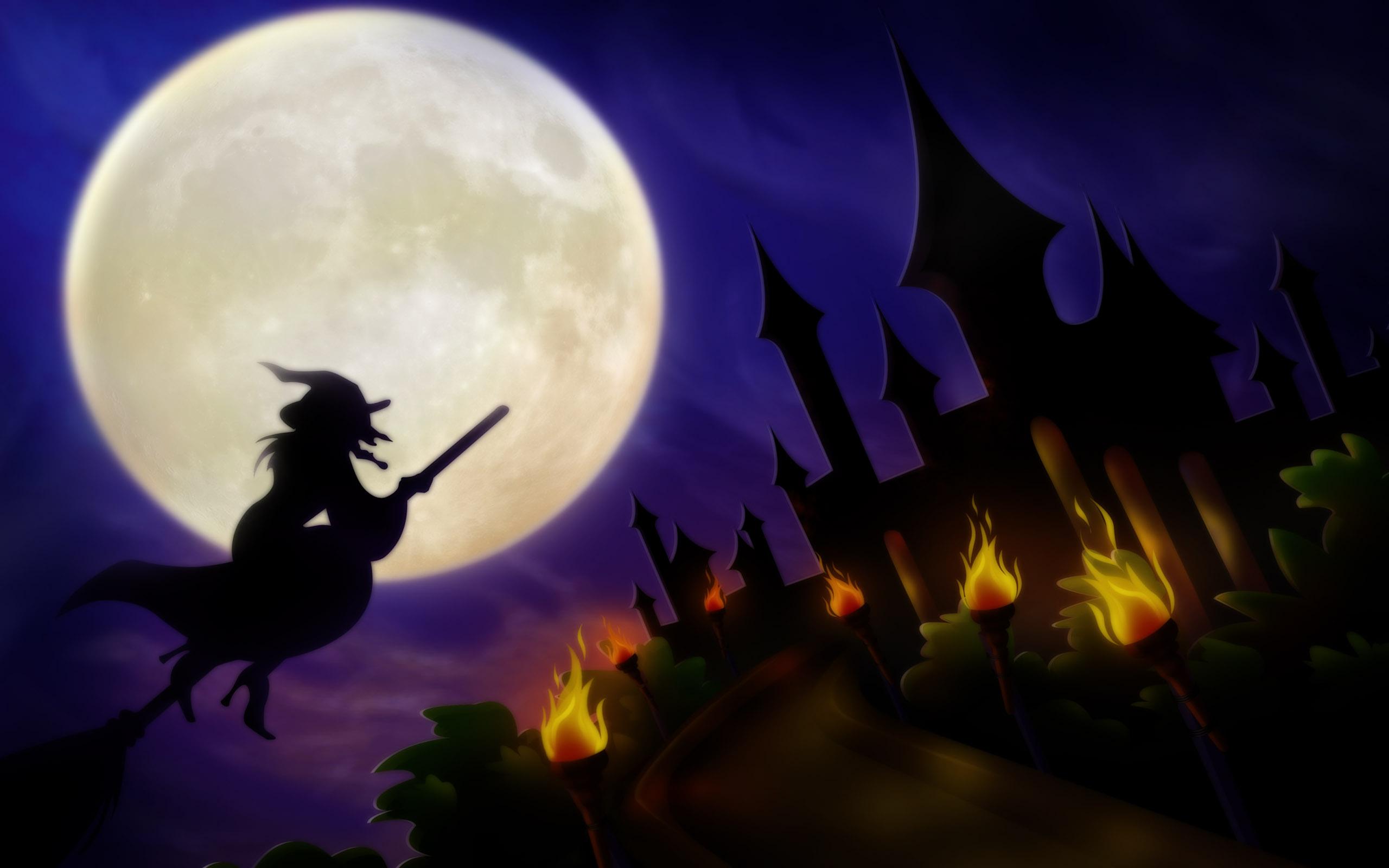 Halloween free desktop wallpapers for widescreen hd and mobile - Free widescreen halloween wallpaper ...