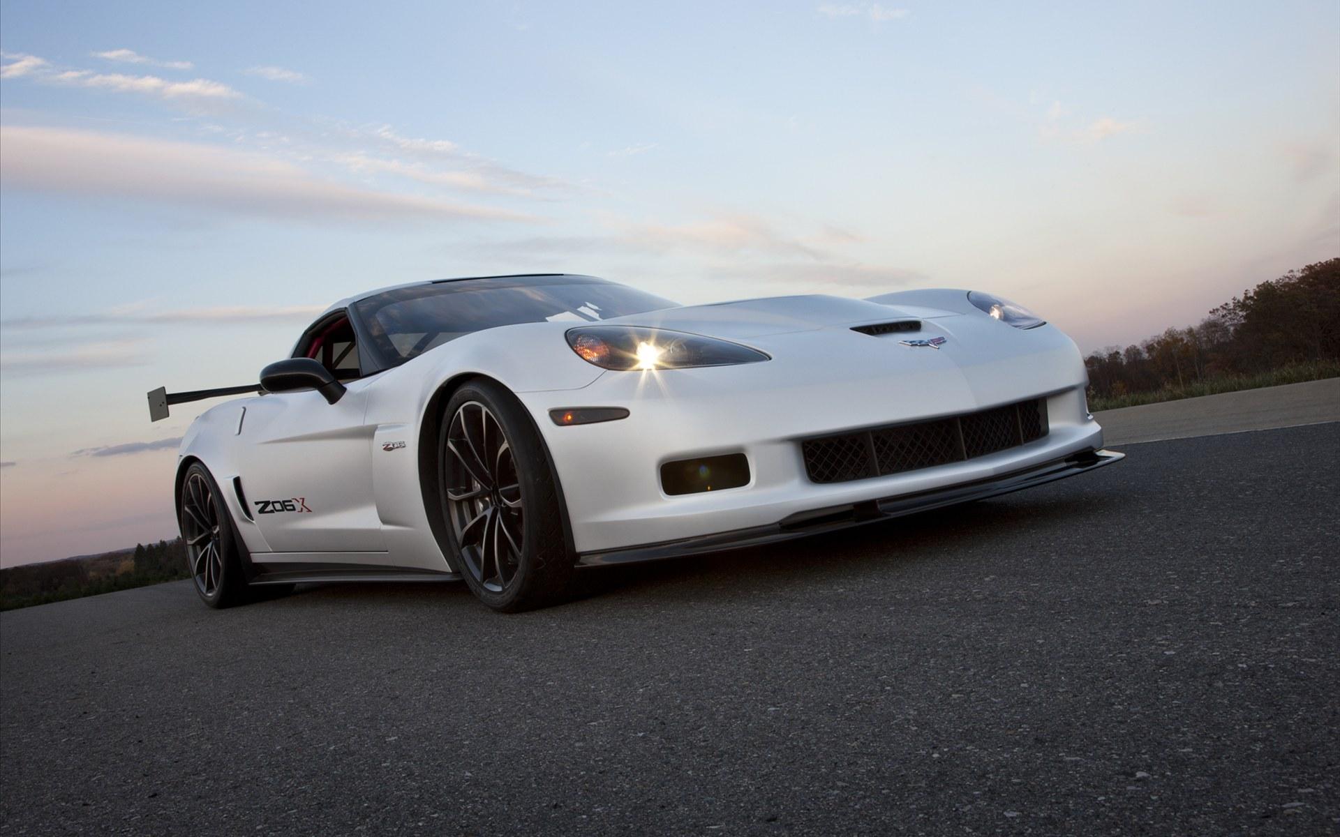 Corvette Z06X Concept