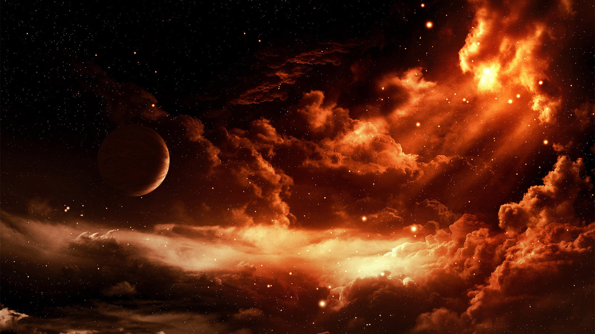Fantasy space art free desktop wallpapers for widescreen hd and wallpaper voltagebd Choice Image