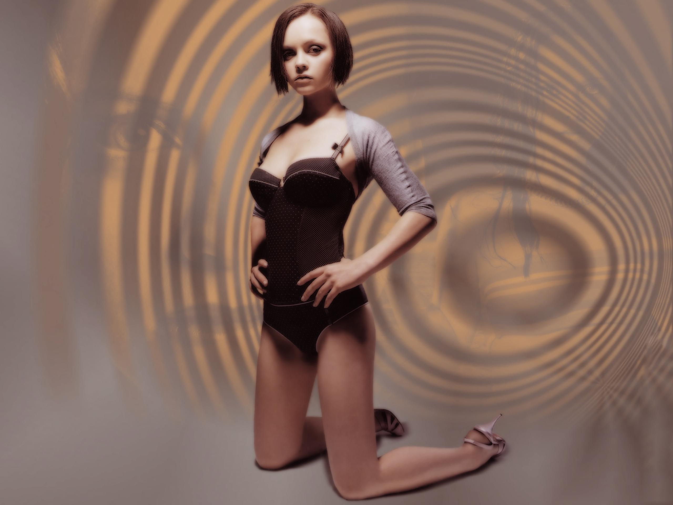 Christina Ricci | Free Desktop Wallpapers for HD, Widescreen and ... Christina Ricci