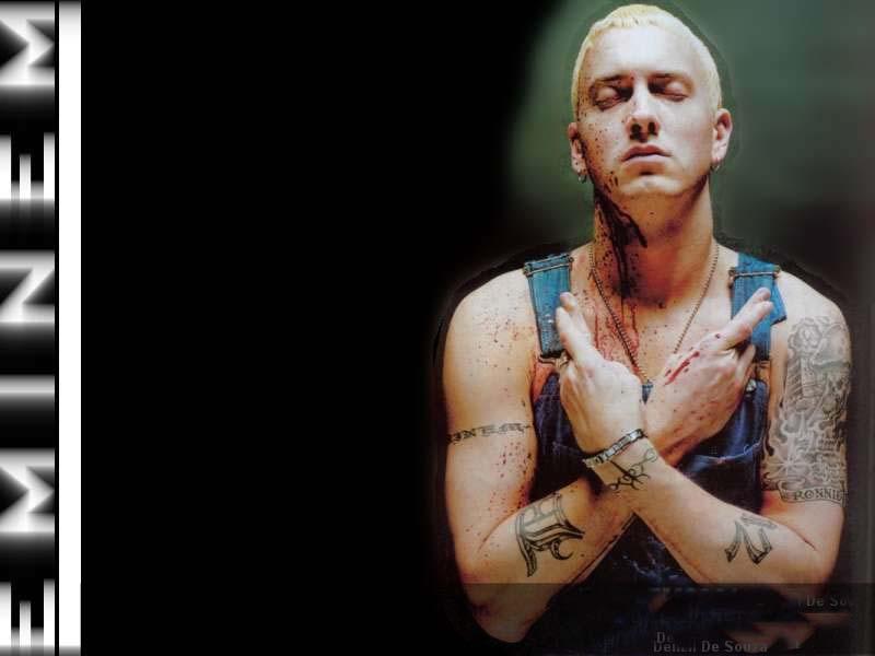 eminem wallpaper 2011. Eminem