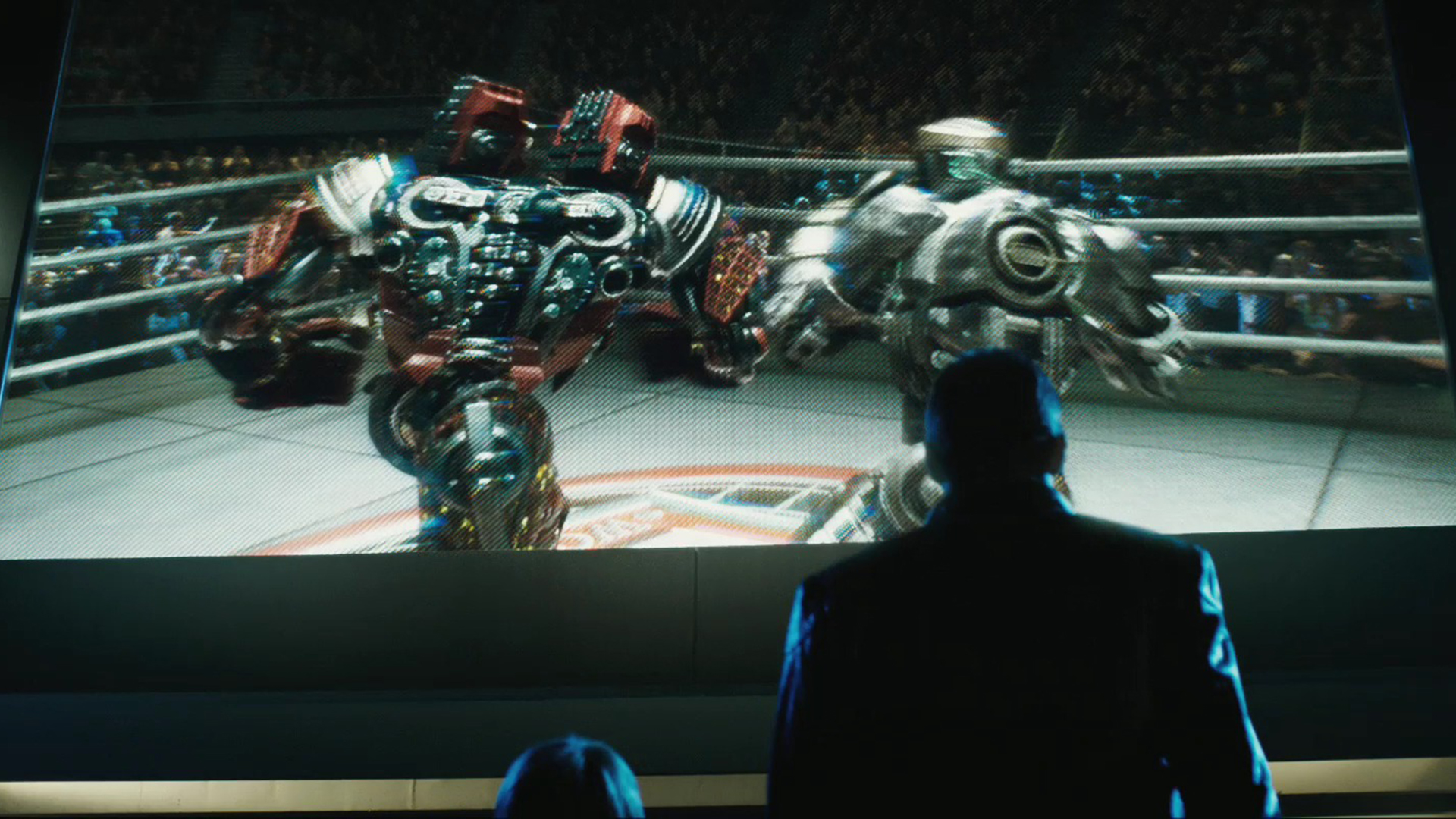 Real Steel  Free Desktop Wallpapers for HD, Widescreen and Mobile ...
