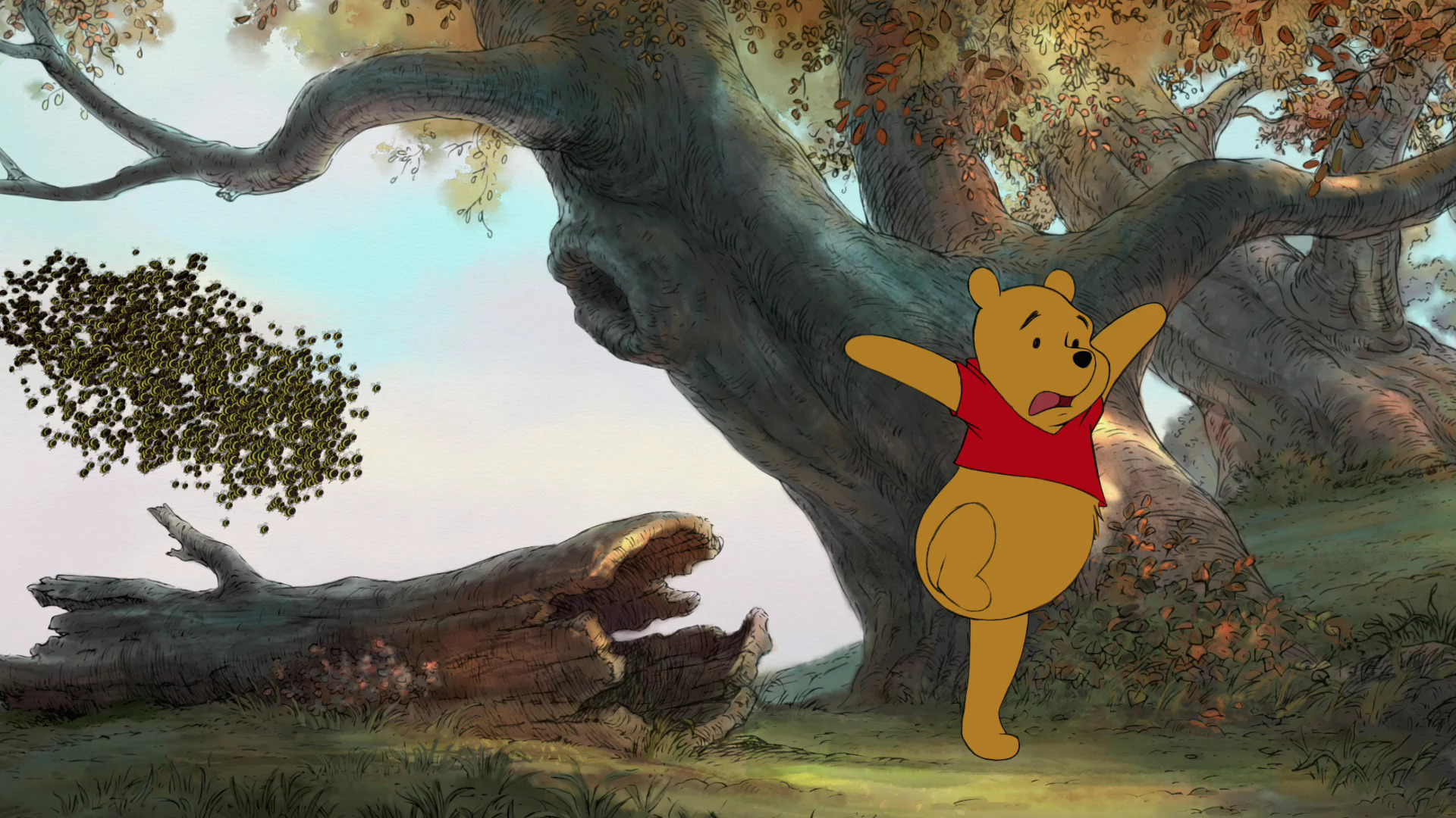 Winnie The Pooh Free Desktop Wallpapers For Widescreen