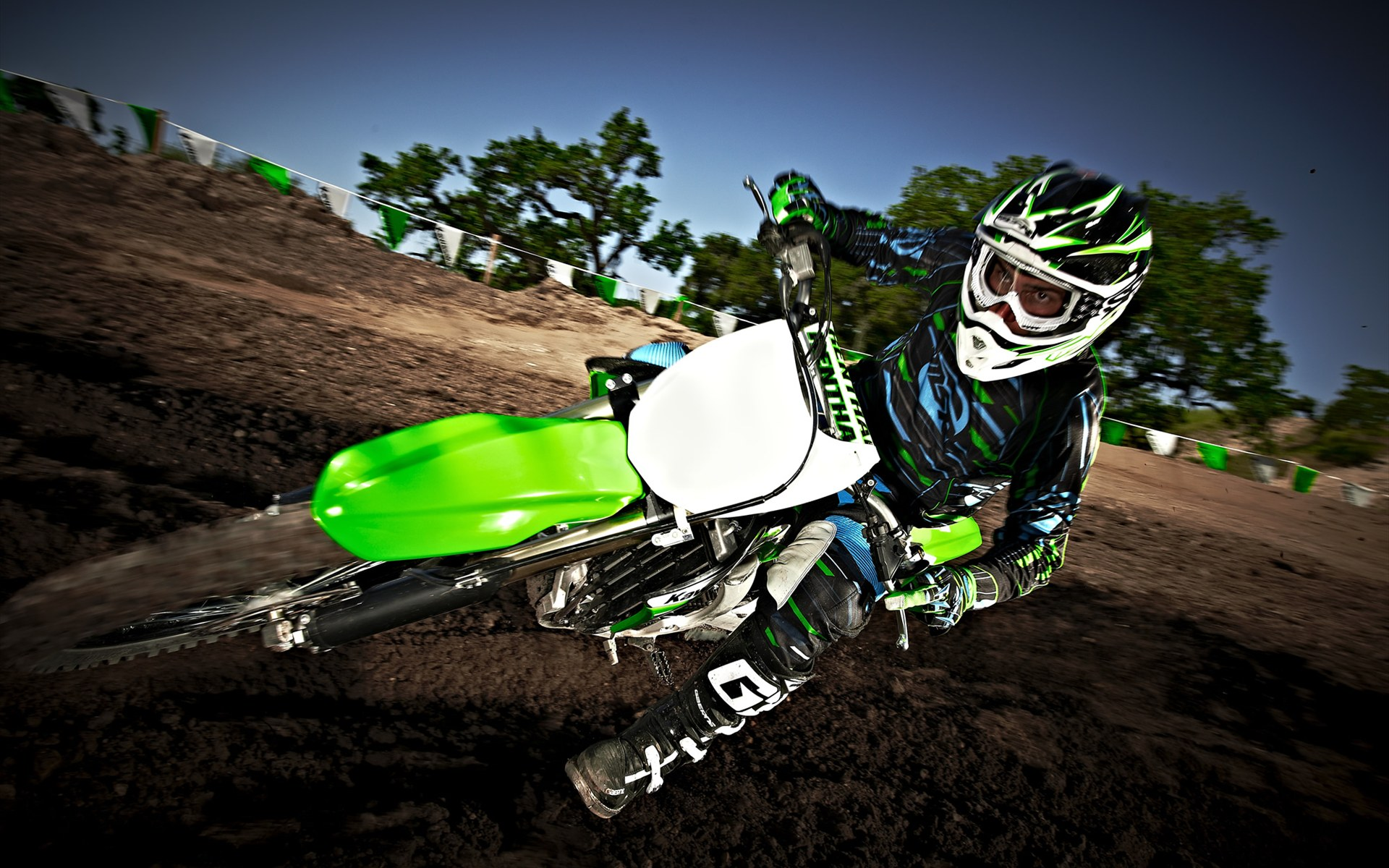 Kawasaki Kx 450f Wallpapers