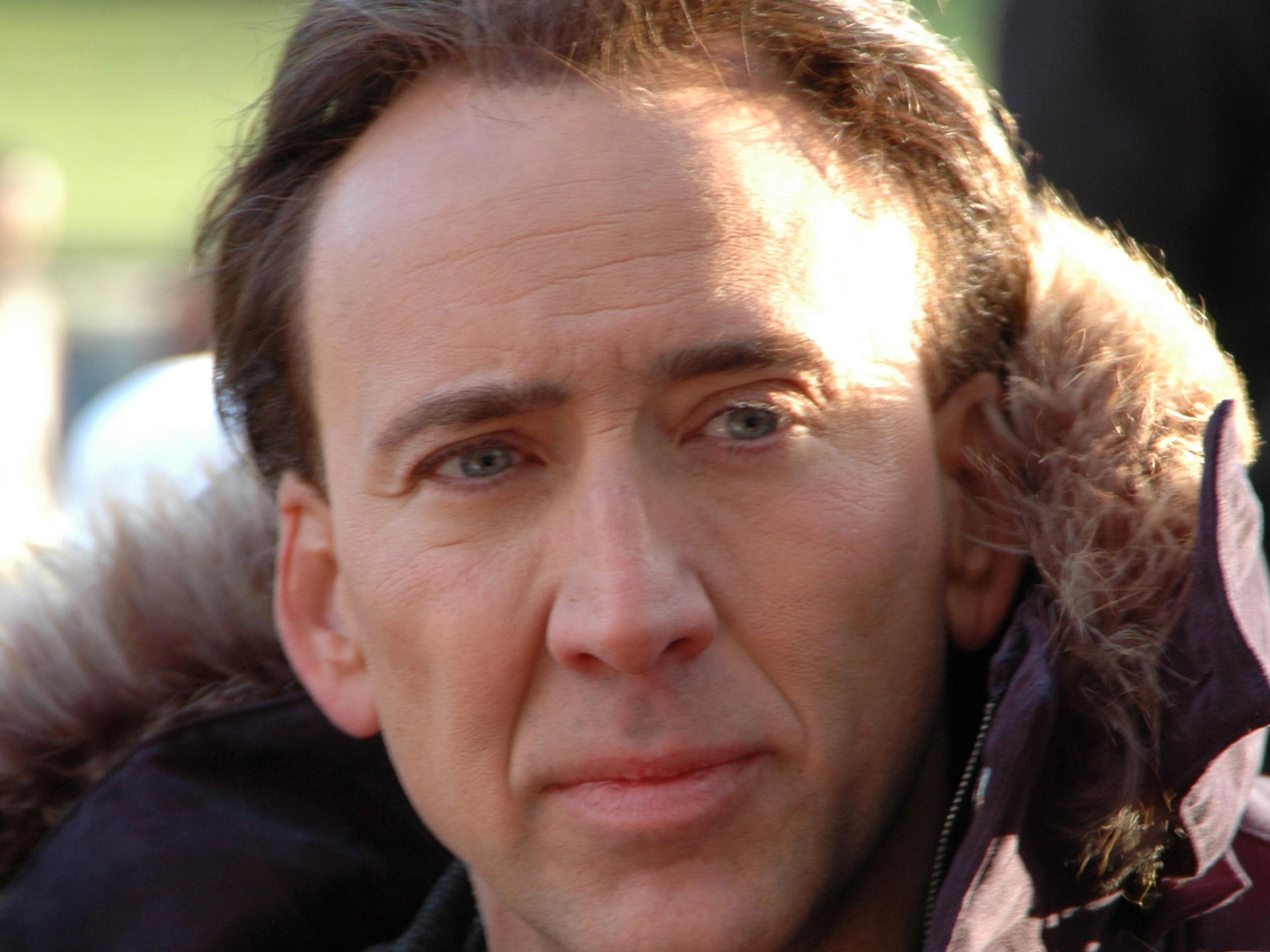 Nicolas Cage Wallpaper Rainbow Nicolas cage