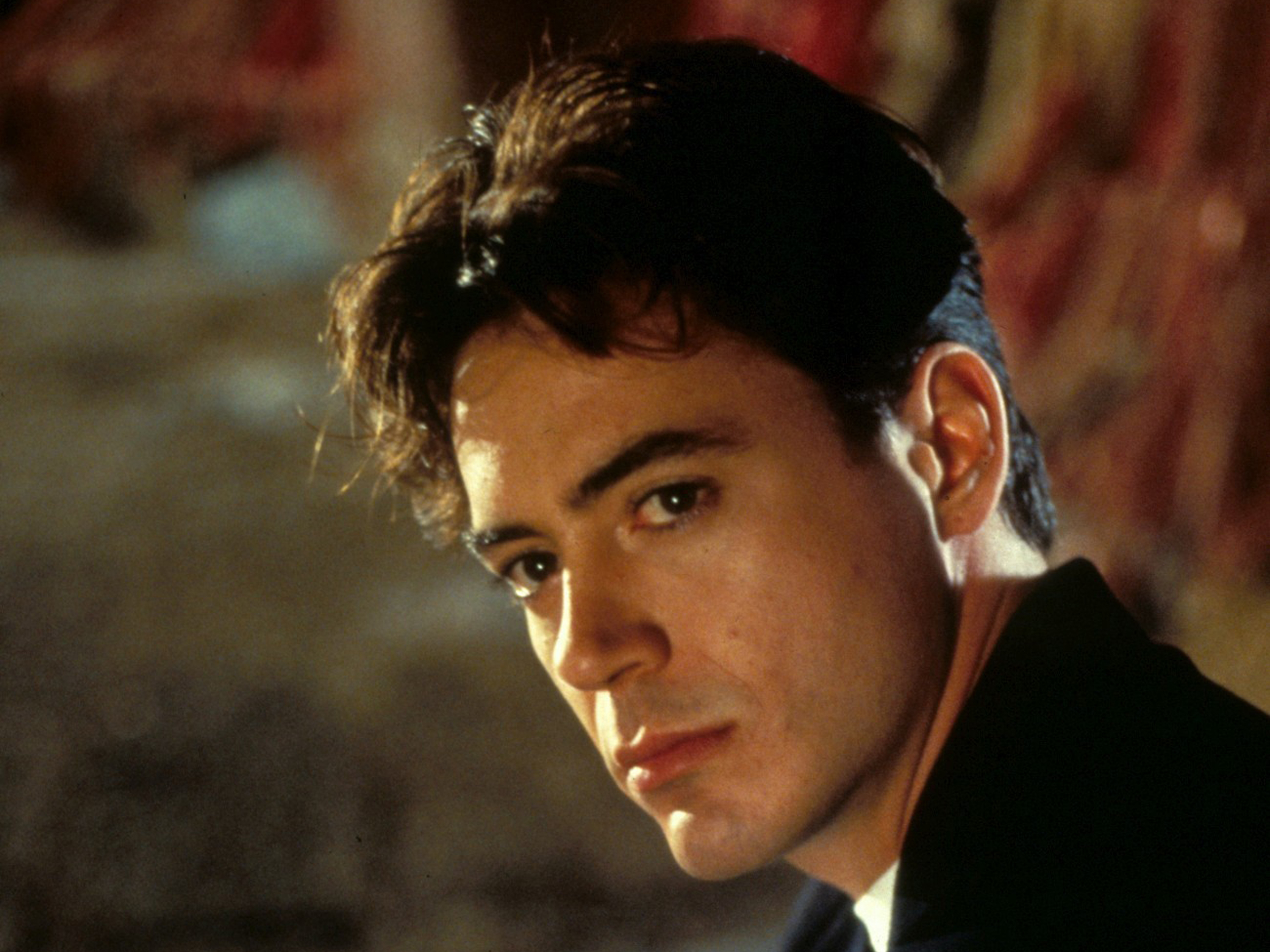 Young Robert Downey Jr Robert Downey