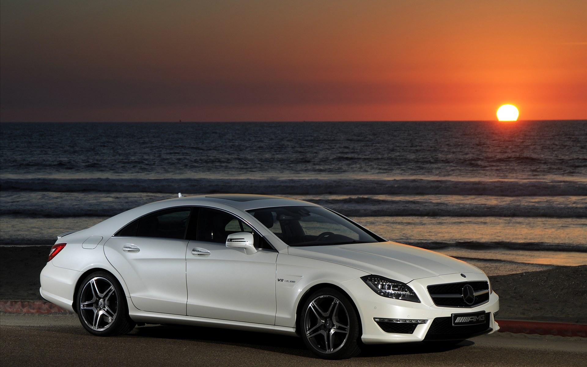 Mercedes cls 63 amg фото