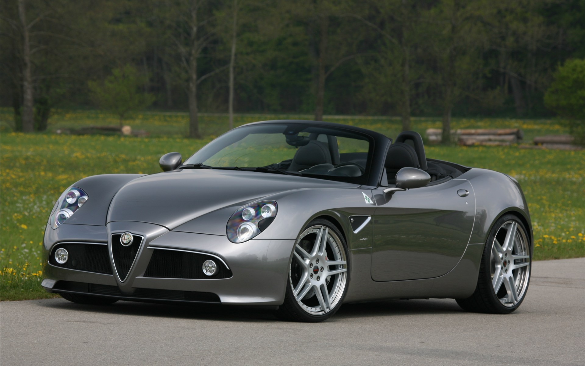 alfa romeo 8c images start 0 WeiLi Automotive Network