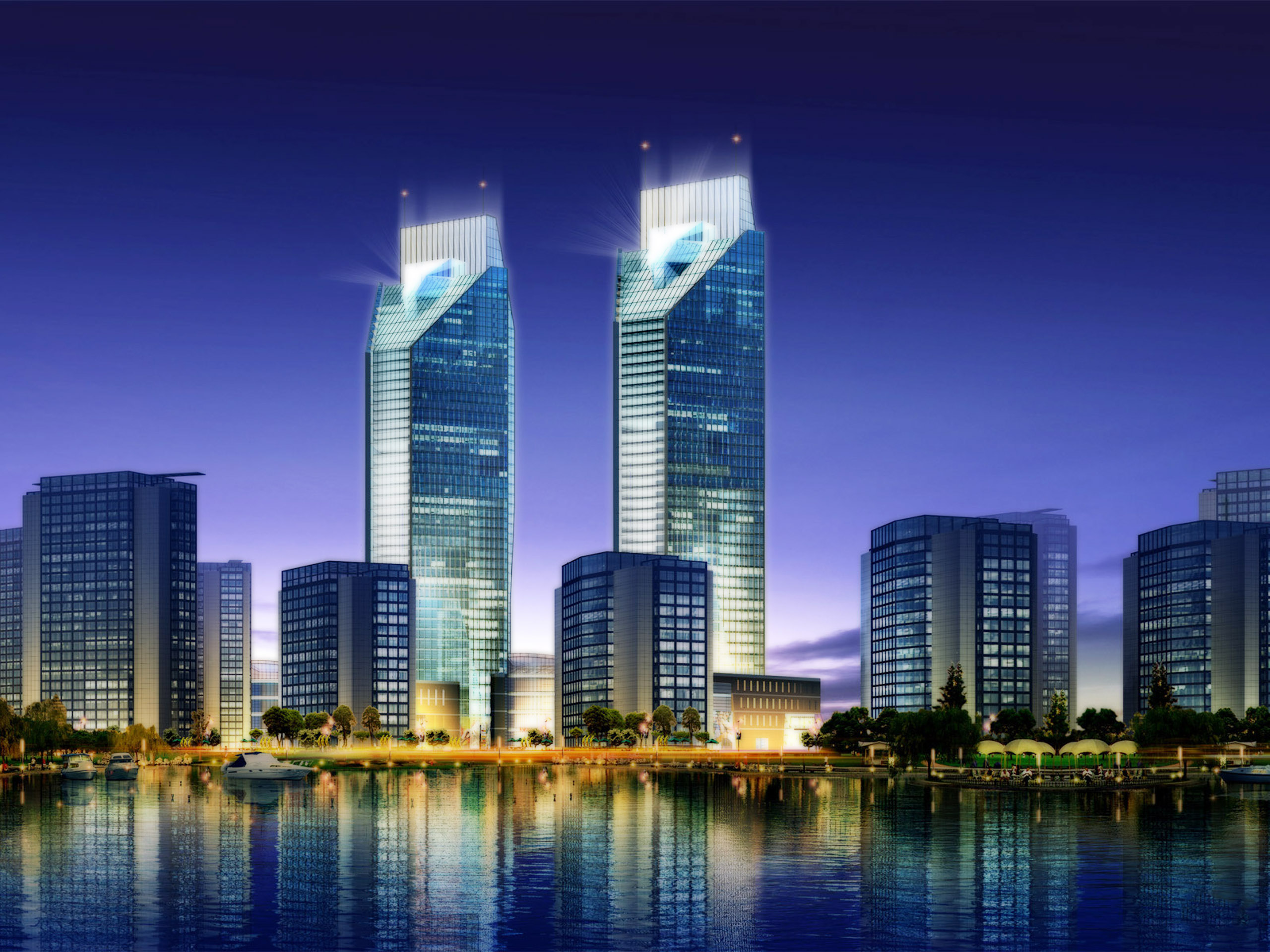 twin towers - photo #30