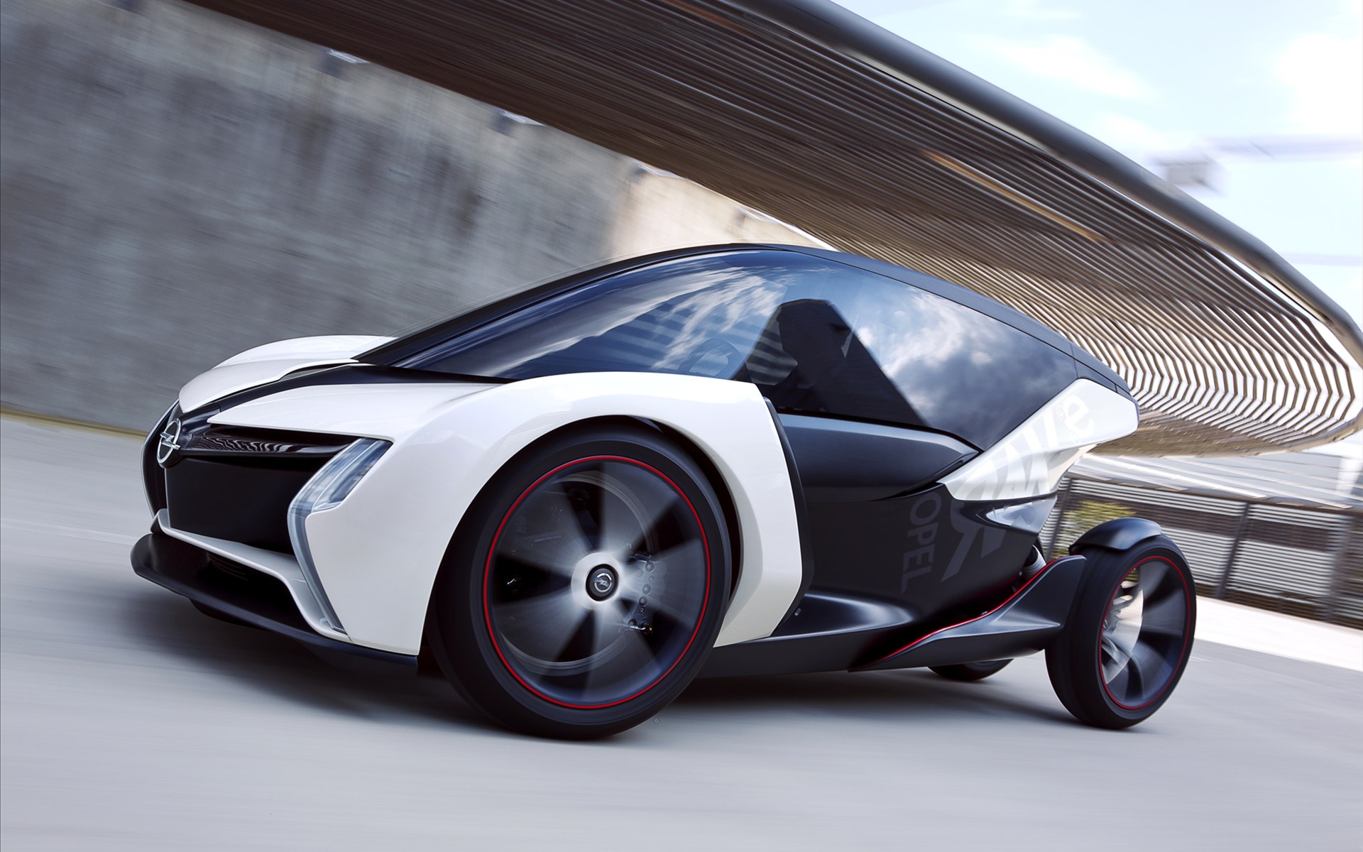Opel One Euro Car Wallpapers