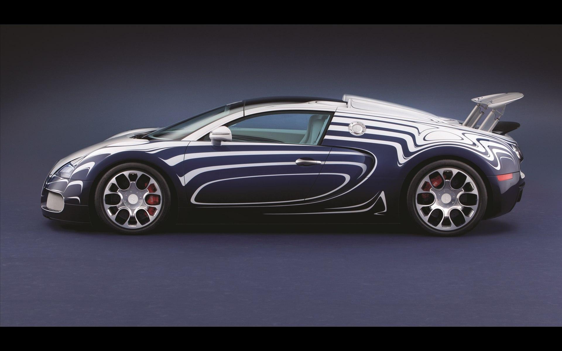 Bugatti-Veyron-Grand-Sport-LOr-Blanc-2011-003 Astounding Xe Bugatti Veyron Grand Sport Vitesse Cars Trend