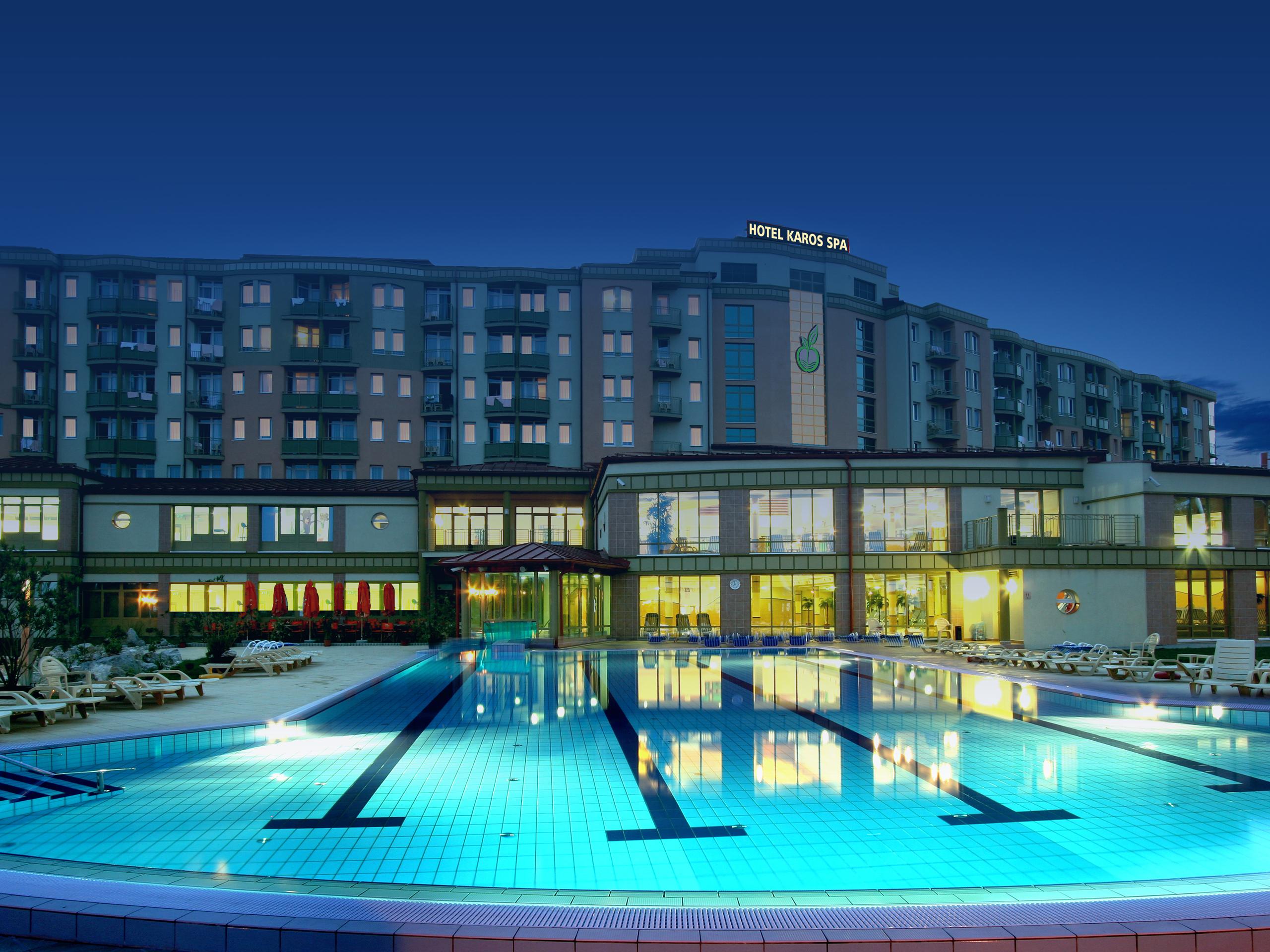 Отель Karos Spa Залакарош.
