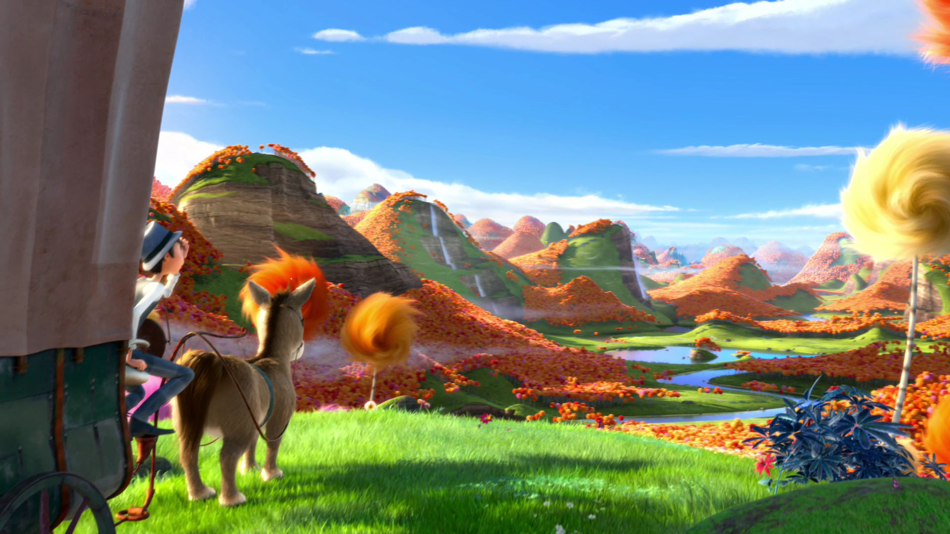 an analysis of dr seusss the lorax Unlike most editing & proofreading services, we edit for everything: grammar, spelling, punctuation, idea flow, sentence structure, & more get started now.